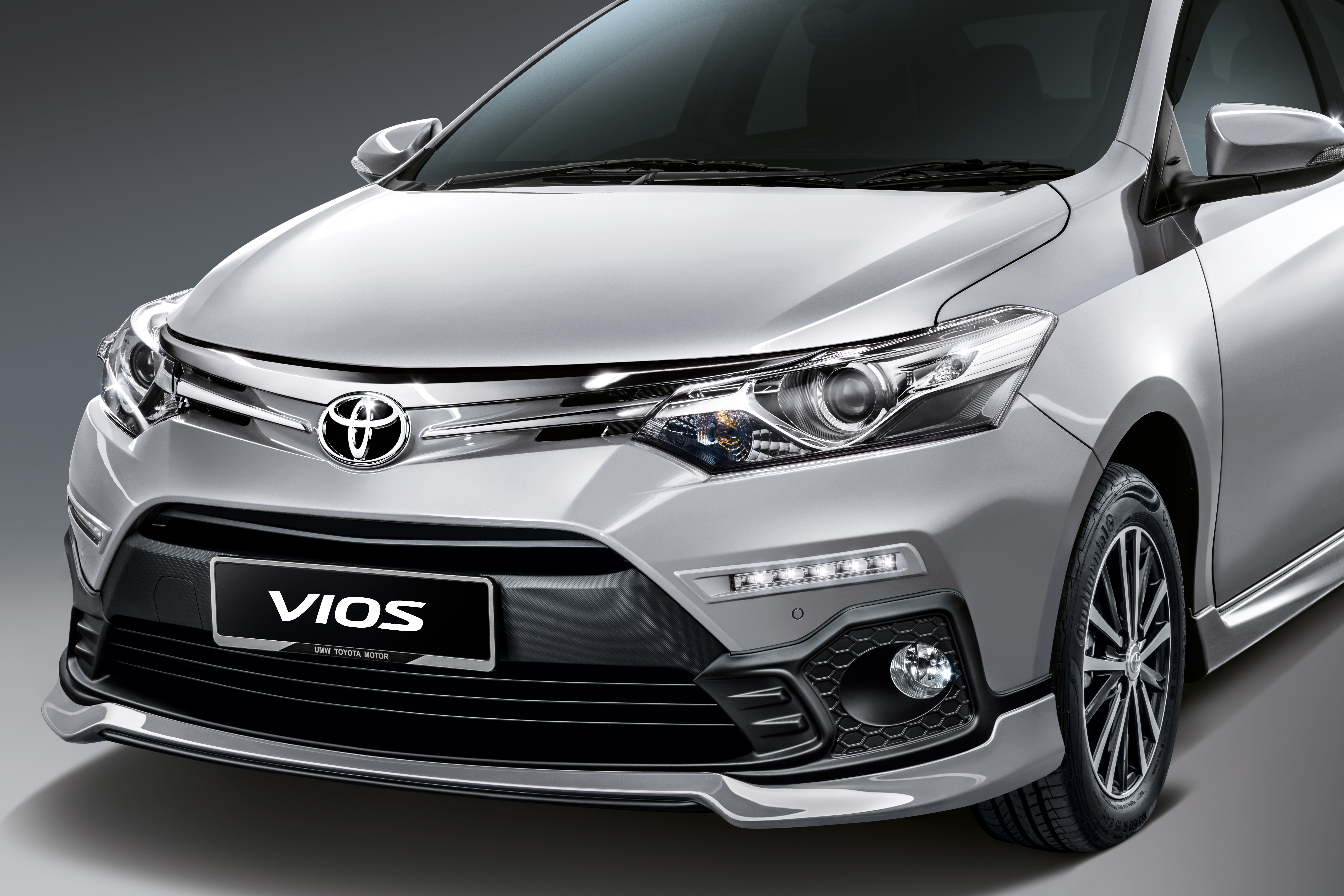 Umw Announces Toyota Vios With More Features Piston My