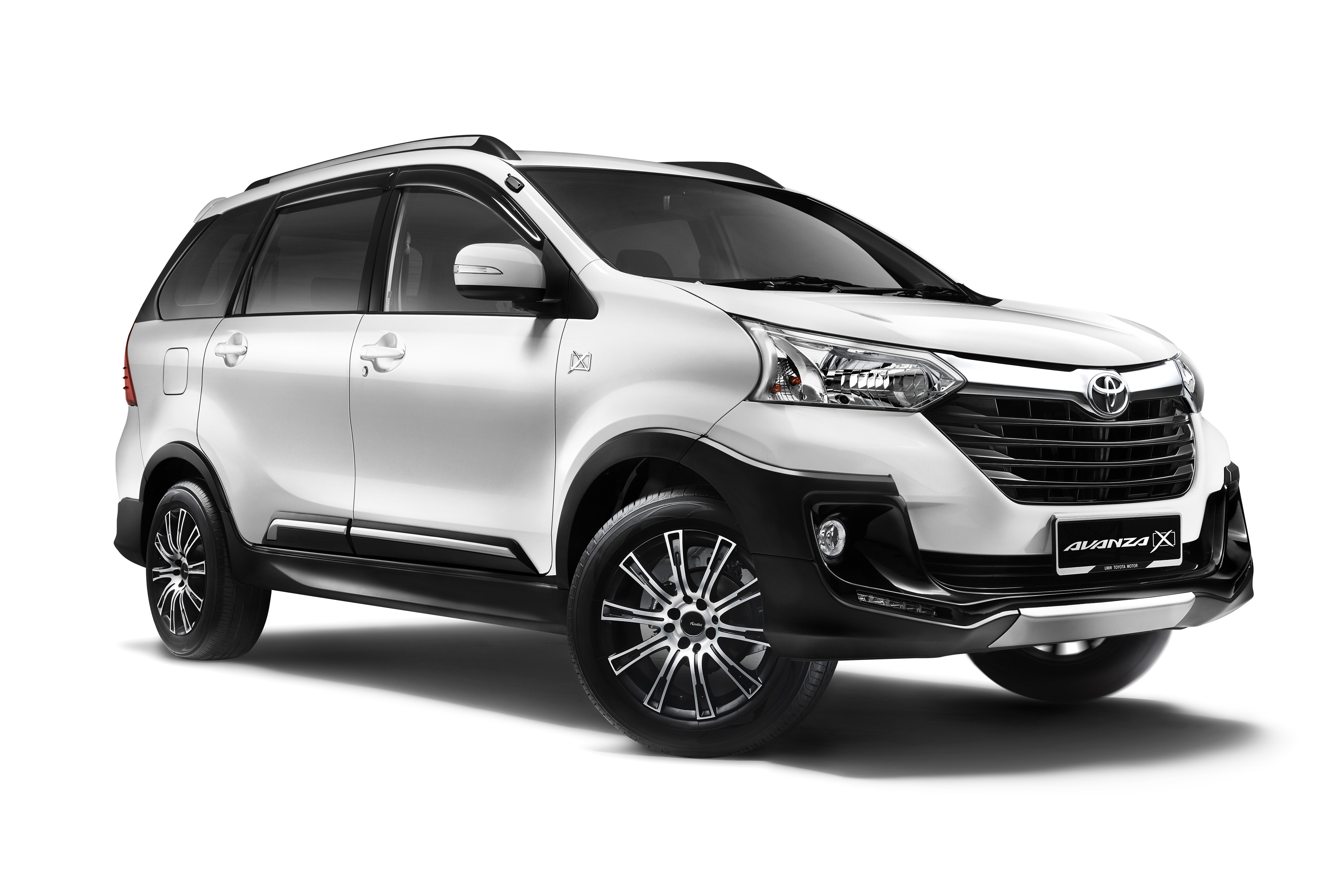 UMW Toyota Introduces Upgraded Avanza 1.5X