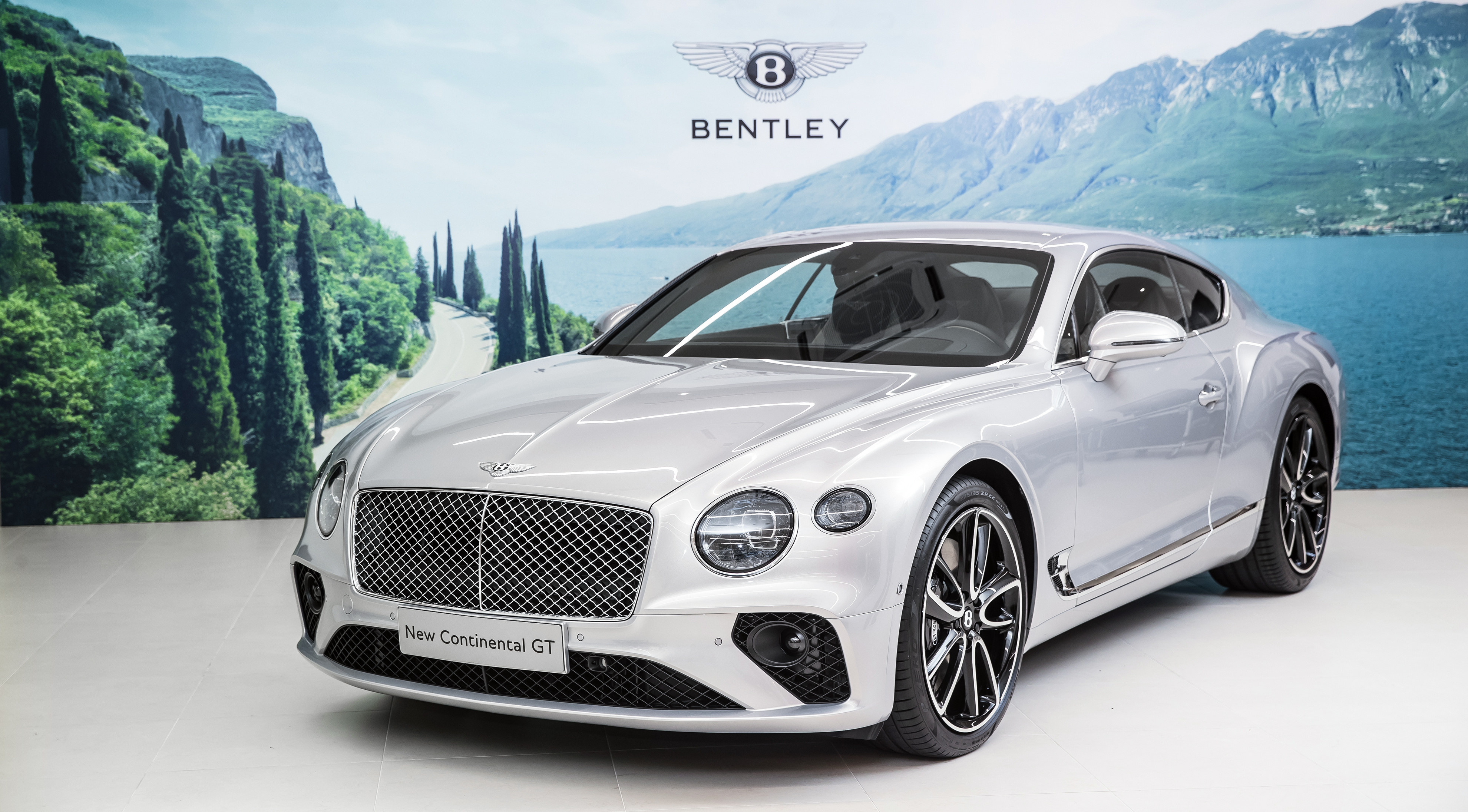 Bentley Kuala Lumpur Introduces New Continental Gt Piston My