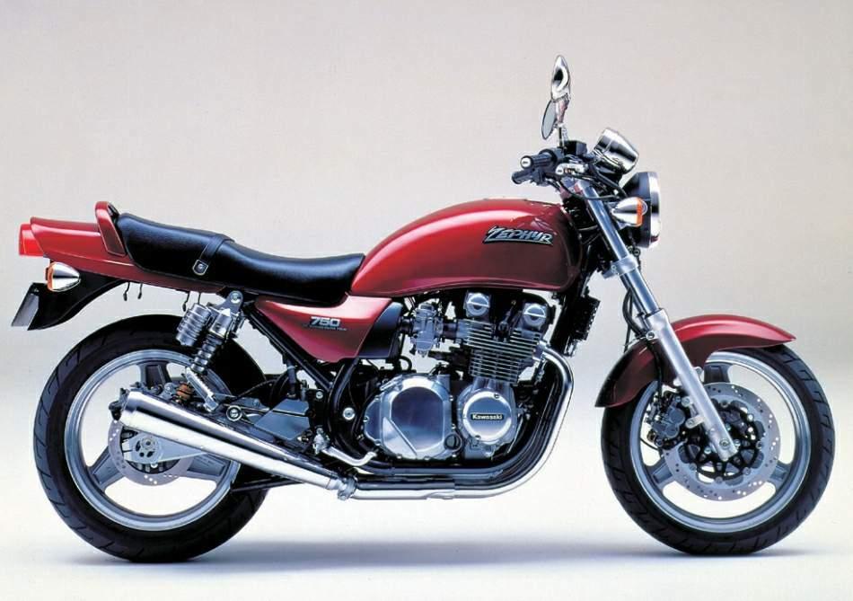 What Is My Model To My  Kawasaki Zr S