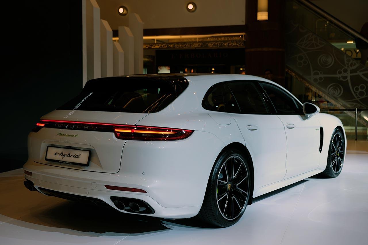 Porsche Panamera Sport Turismo Debuts In Malaysia Prices Starting