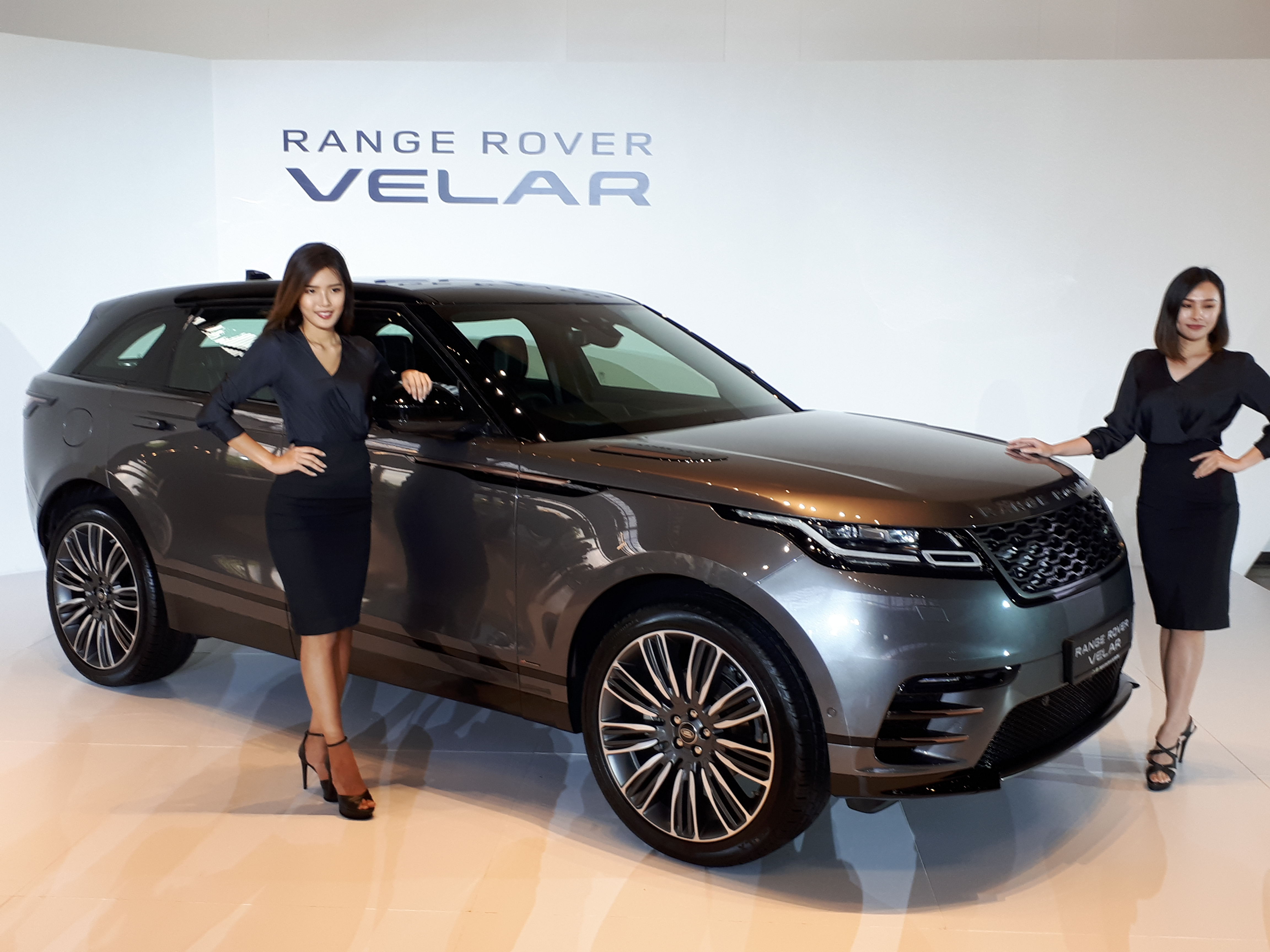 Range Rover Velar Officially Launched In Malaysia