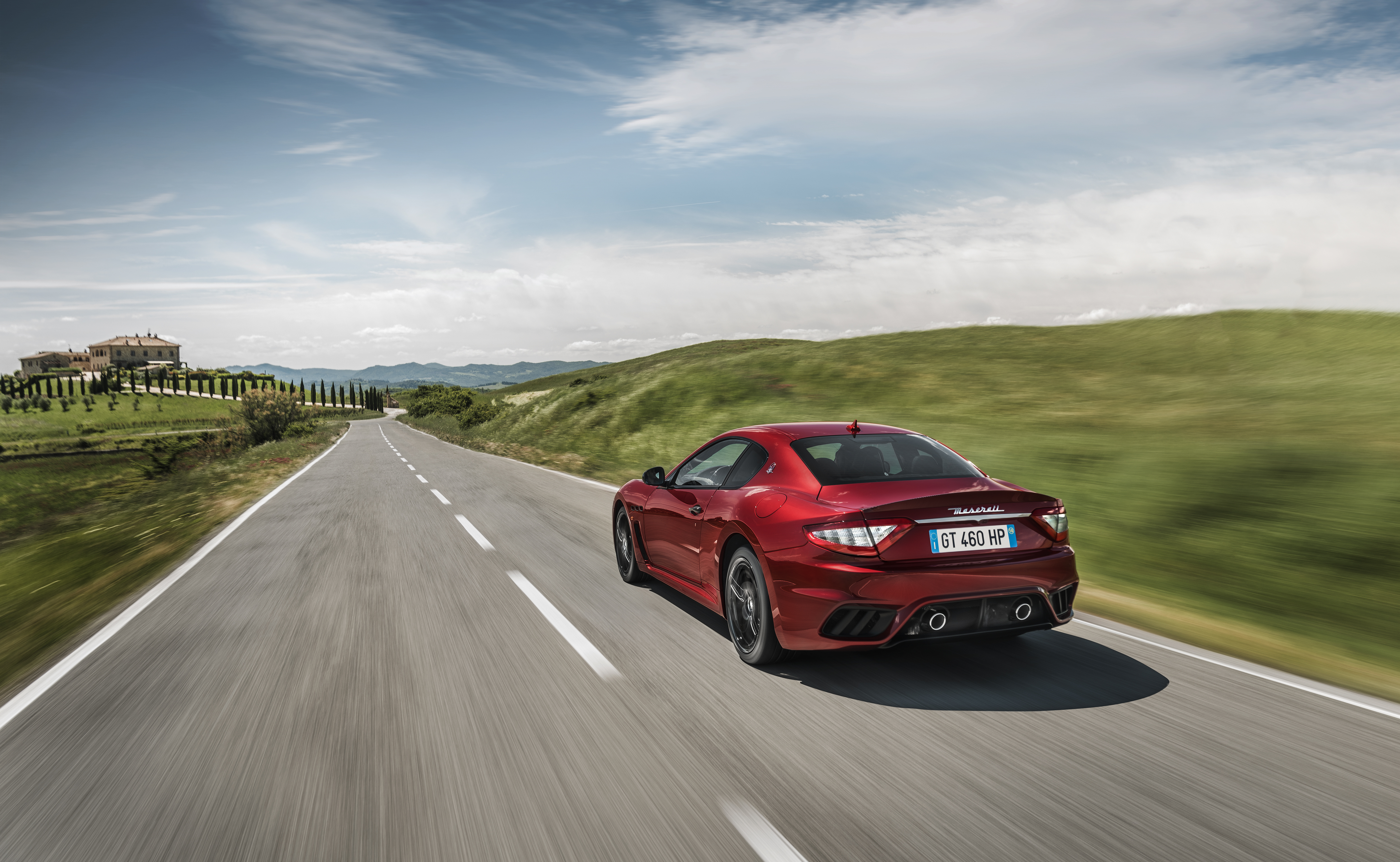 Naza Italia Introduces New Maserati Granturismo In