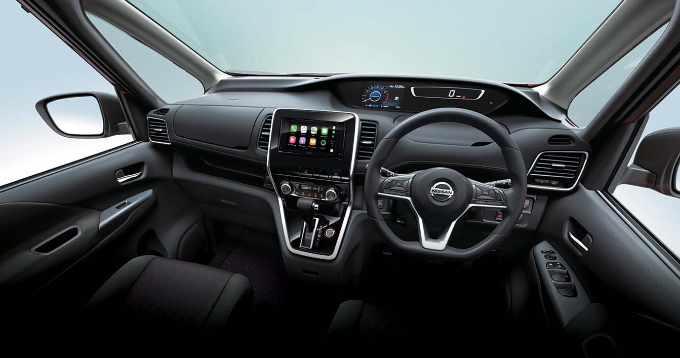 ETCM Launches New Nissan Serena S-Hybrid Priced At RM135 ...