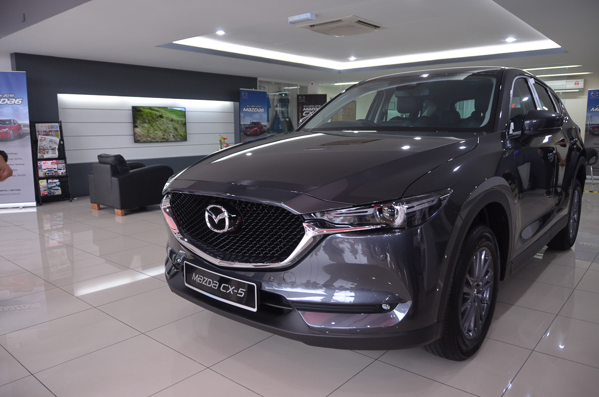 launched 2018 mazda cx 3 and mazda6 ready to roll. Black Bedroom Furniture Sets. Home Design Ideas