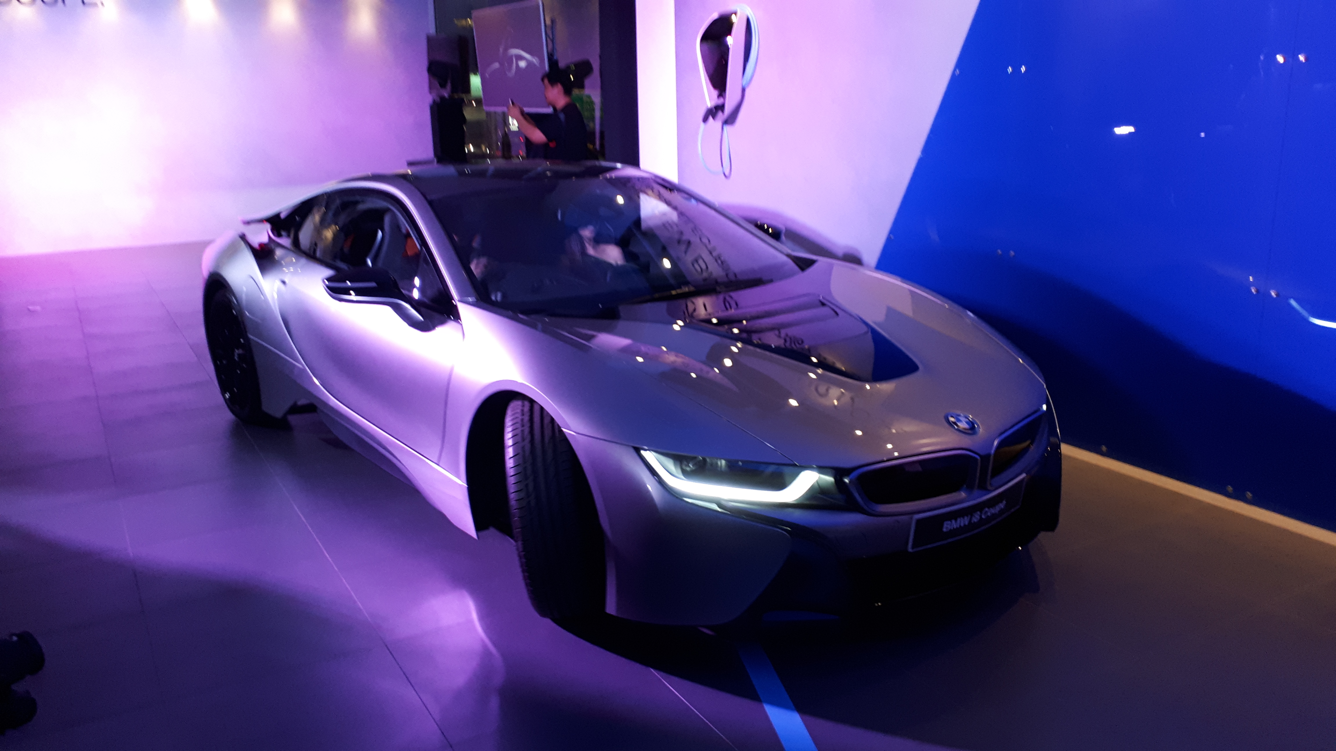 Ready To Fly Bmw Malaysia Launches The New Bmw I8 Coupe Video