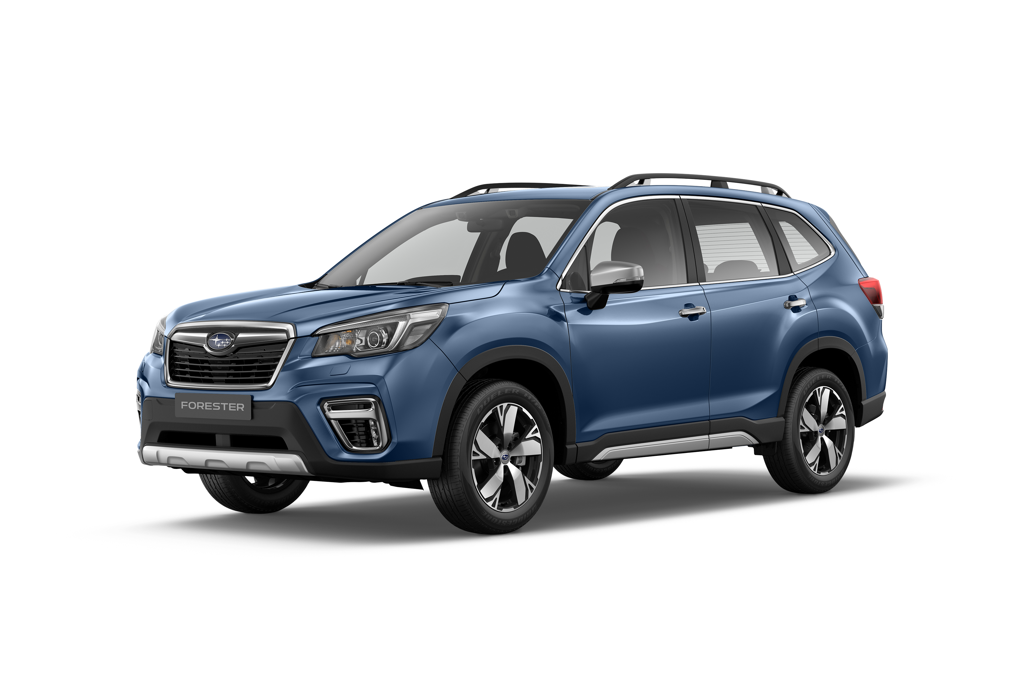Launched All New Subaru Forester Makes Its Debut Videos Piston My