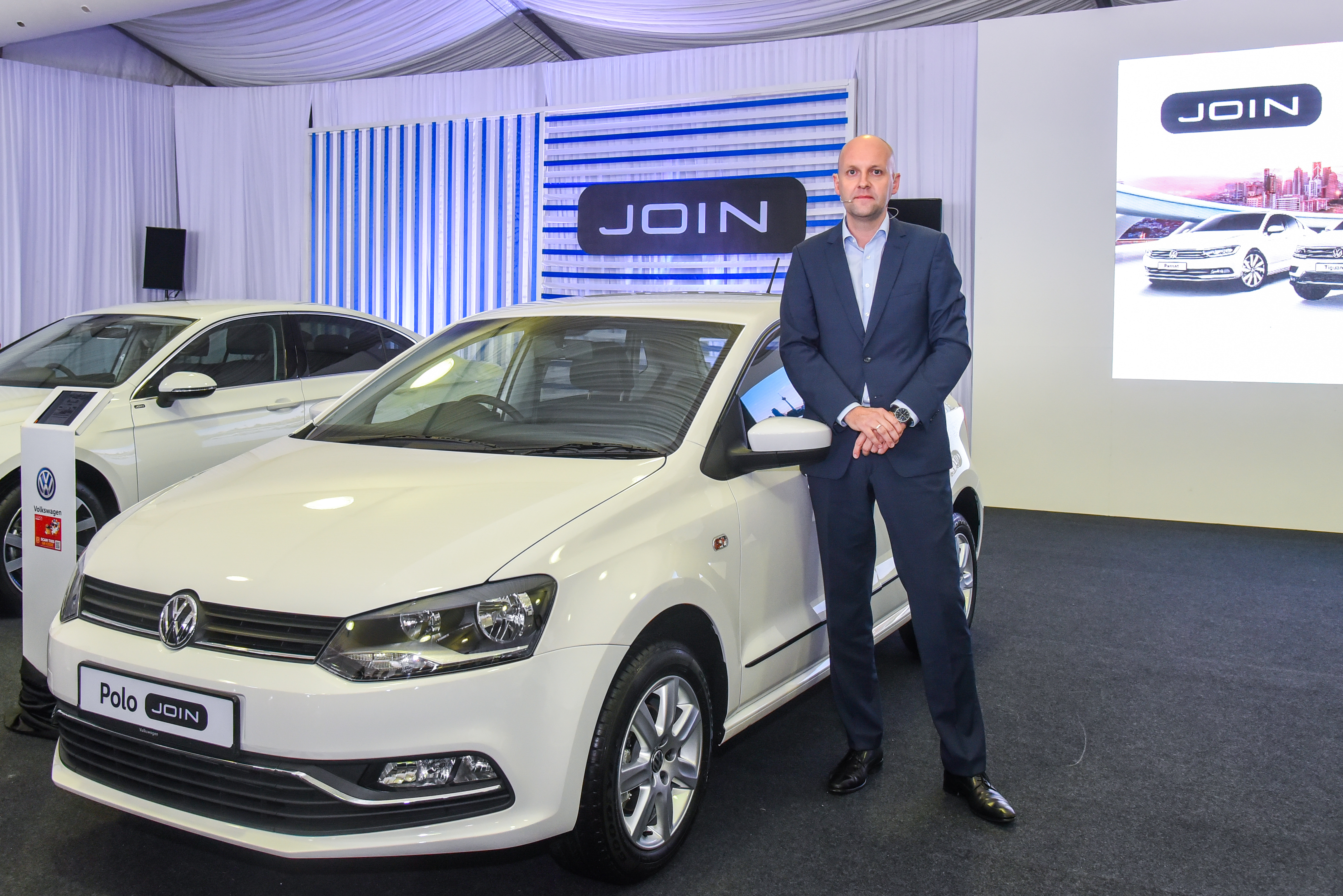 Volkswagen Malaysia Unveils Join Range With 25 Units Exclusively
