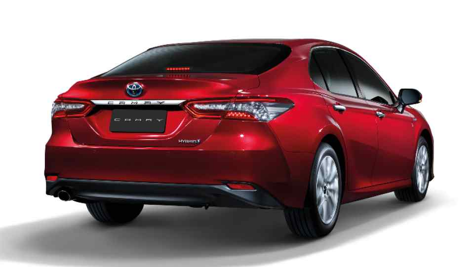 2019 toyota camry launched in thailand  malaysia soon   u2013 piston my