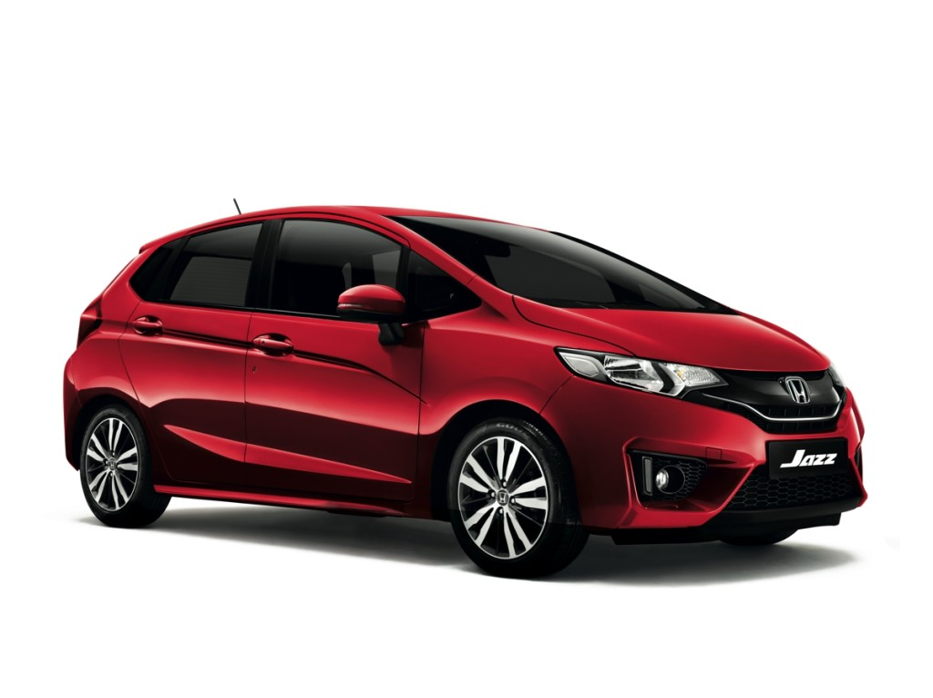 Carnival Red, a new colour offering into the existing Jazz colour line-up