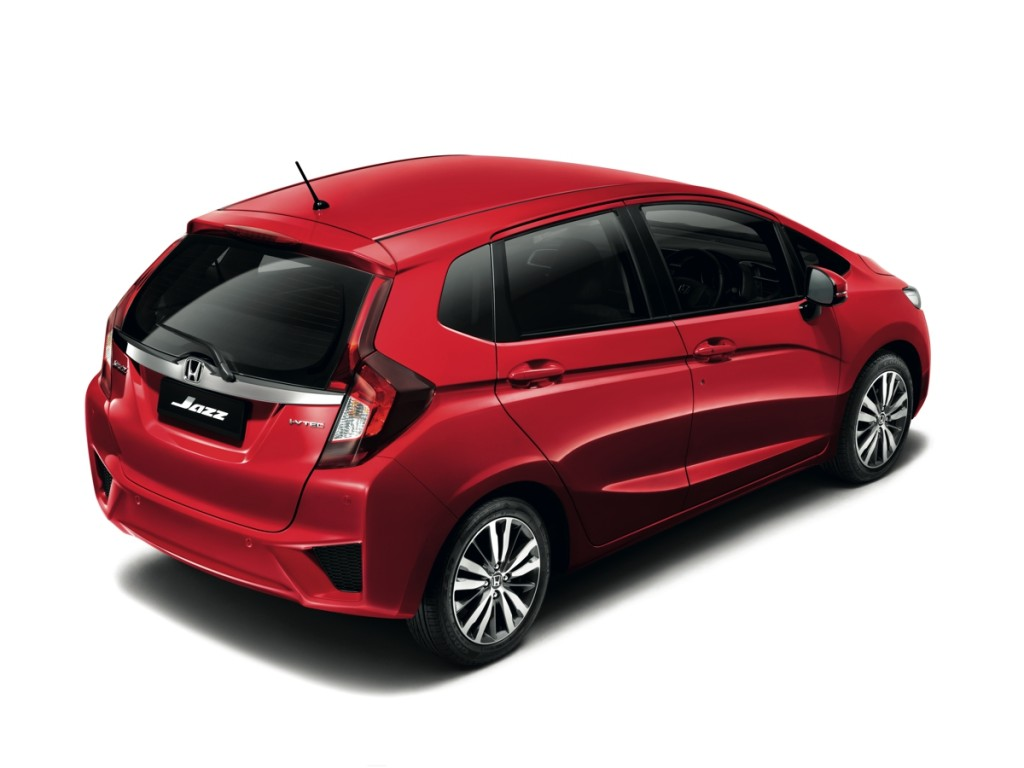 Jazz in Carnival Red, a perfect combination of fun and practicality