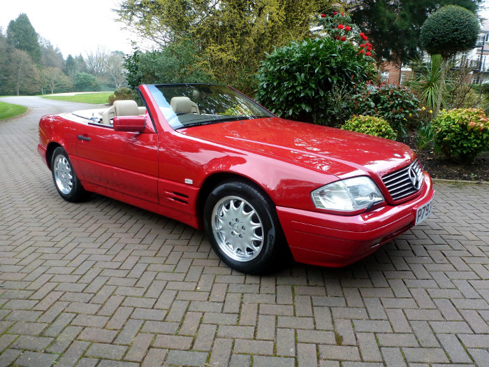Barn-find Merc to fetch top dollar at auction - News and