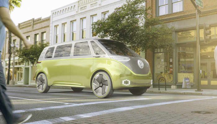 VW to build direct descendant of the original Bus - Piston my