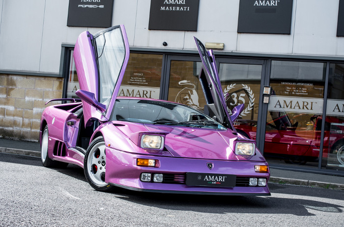 Jamiroquai S Lamborghini Diablo Is Up For Sale Piston My