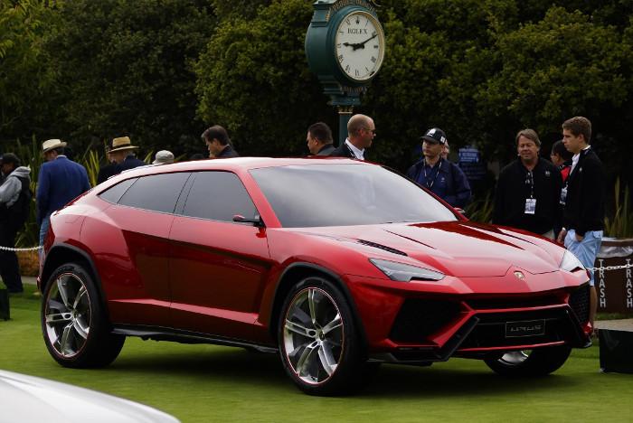 Porsche may lead development of Lamborghini Urus - News and