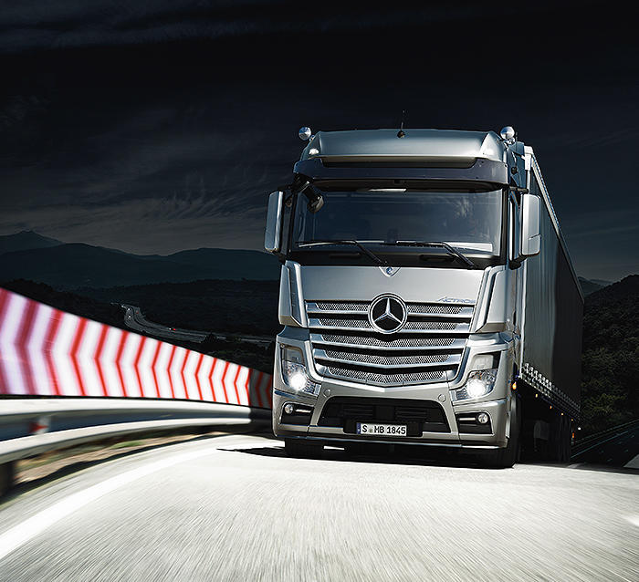 Mercedes-Benz Commercial Vehicles Records Strong Performance
