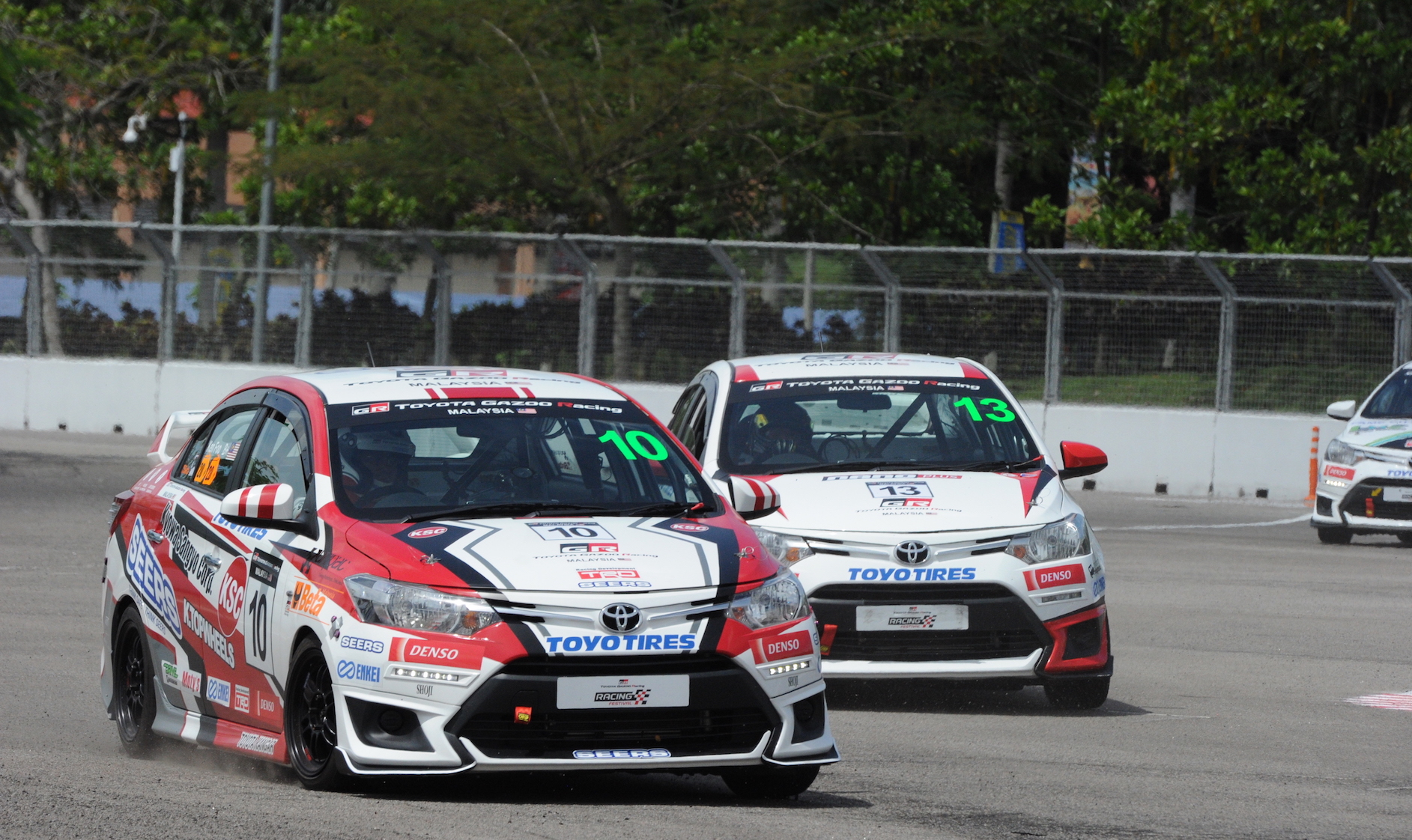 Toyota Gazoo Racing Heads South This Weekend! - News and reviews on