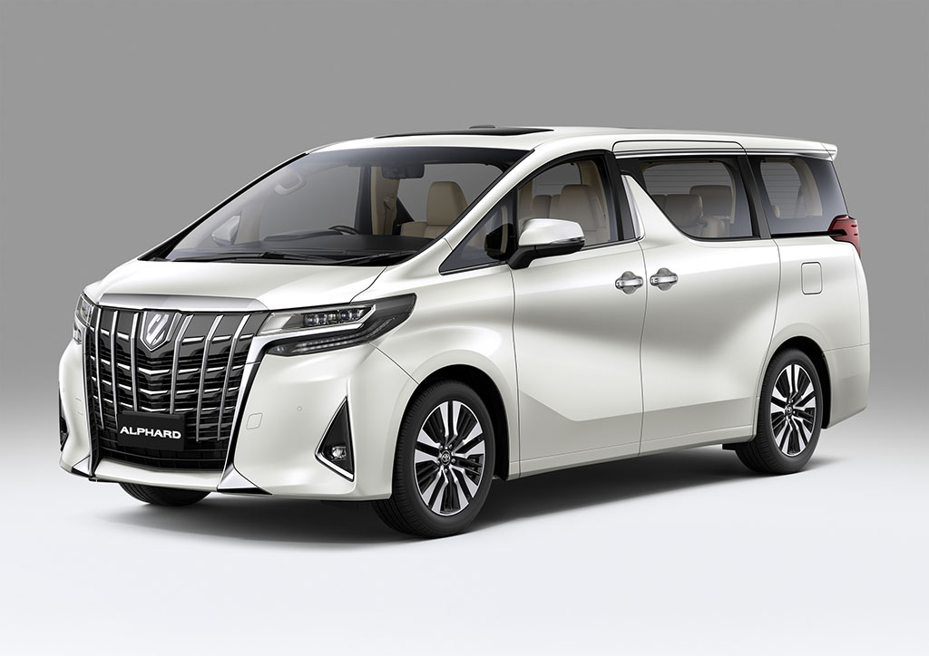 UMW Toyota Announces Upgrades for Hilux, Sienta, Alphard