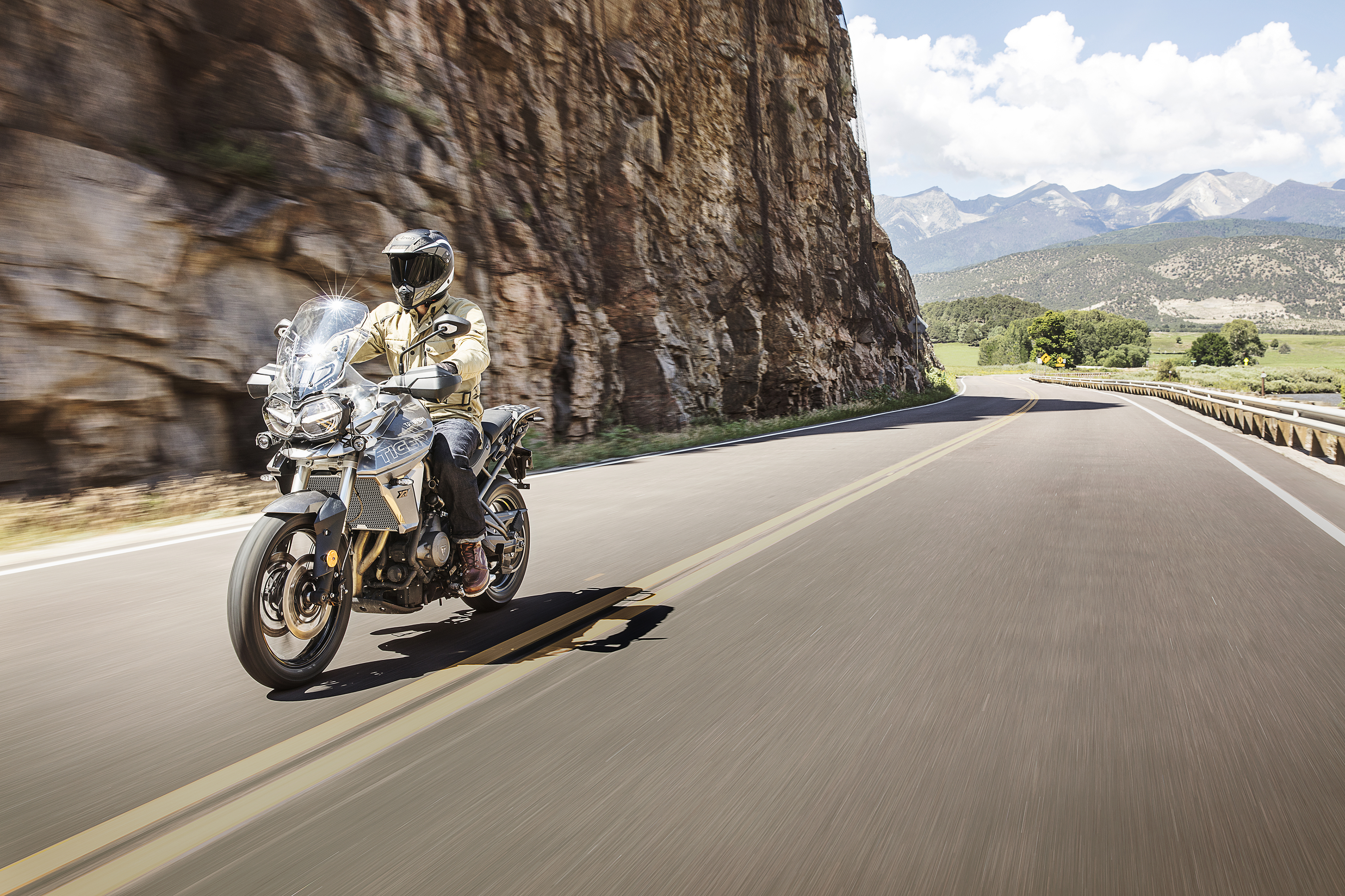 Triumph Motorcycles Malaysia Launches New Tiger 800 Range