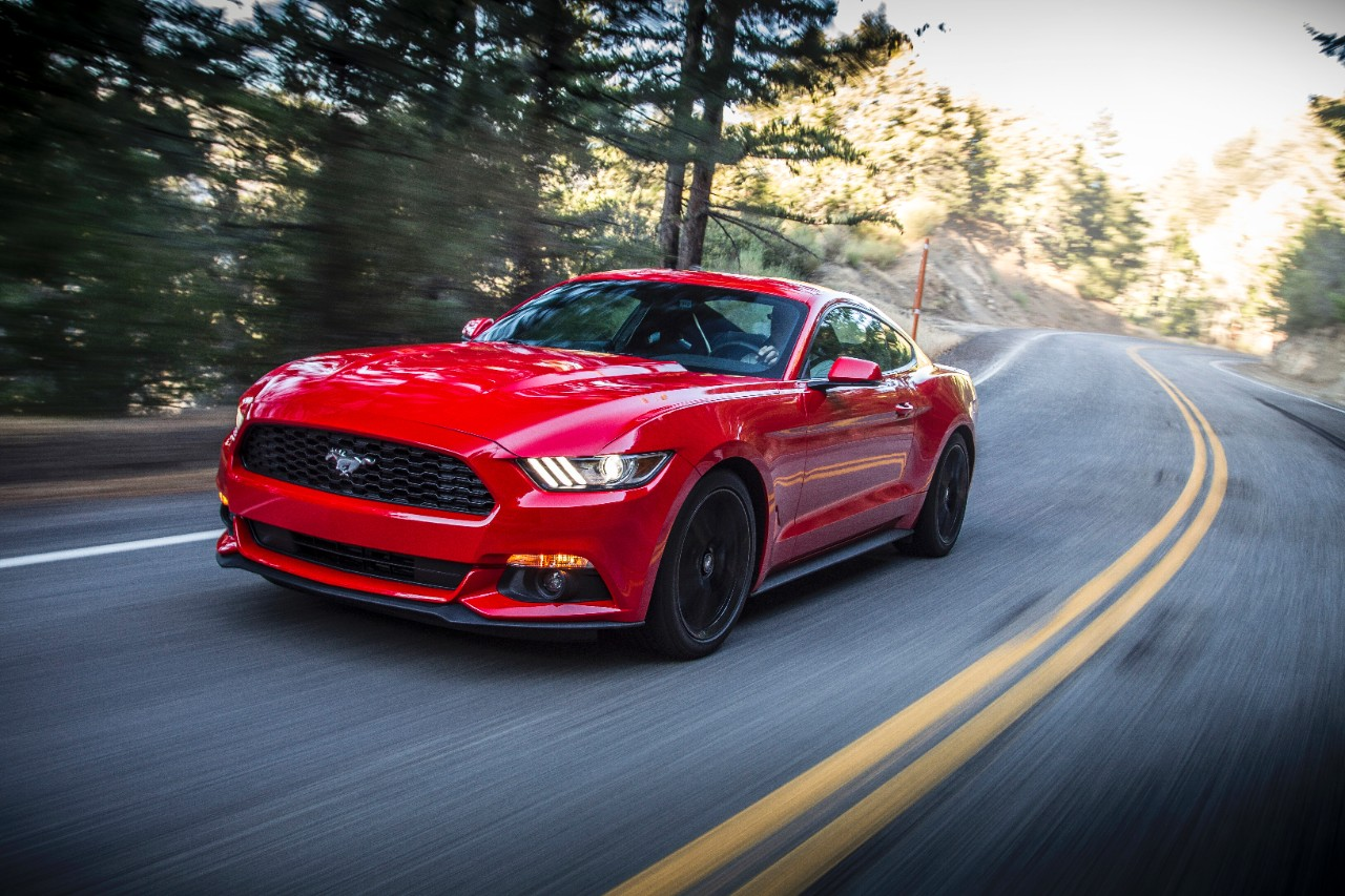 Ford mustang remains worlds best selling sports coupe video