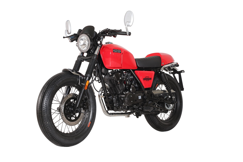 BIKES: Brixton Motorcycles Makes Its Debut With MForce Bike