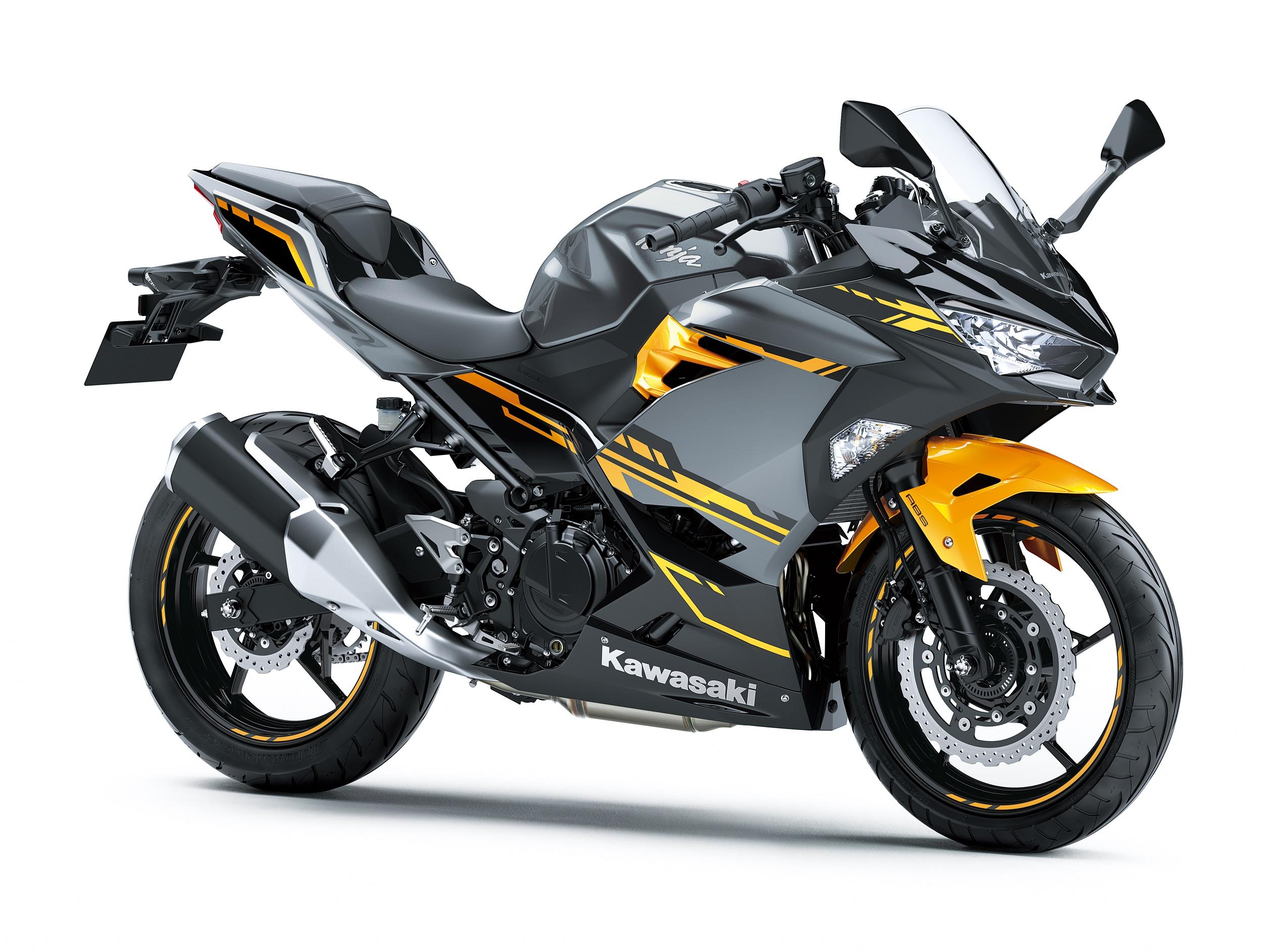 Bikes Kawasaki Motors Malaysia Unleashes New Ninja 250 Priced At