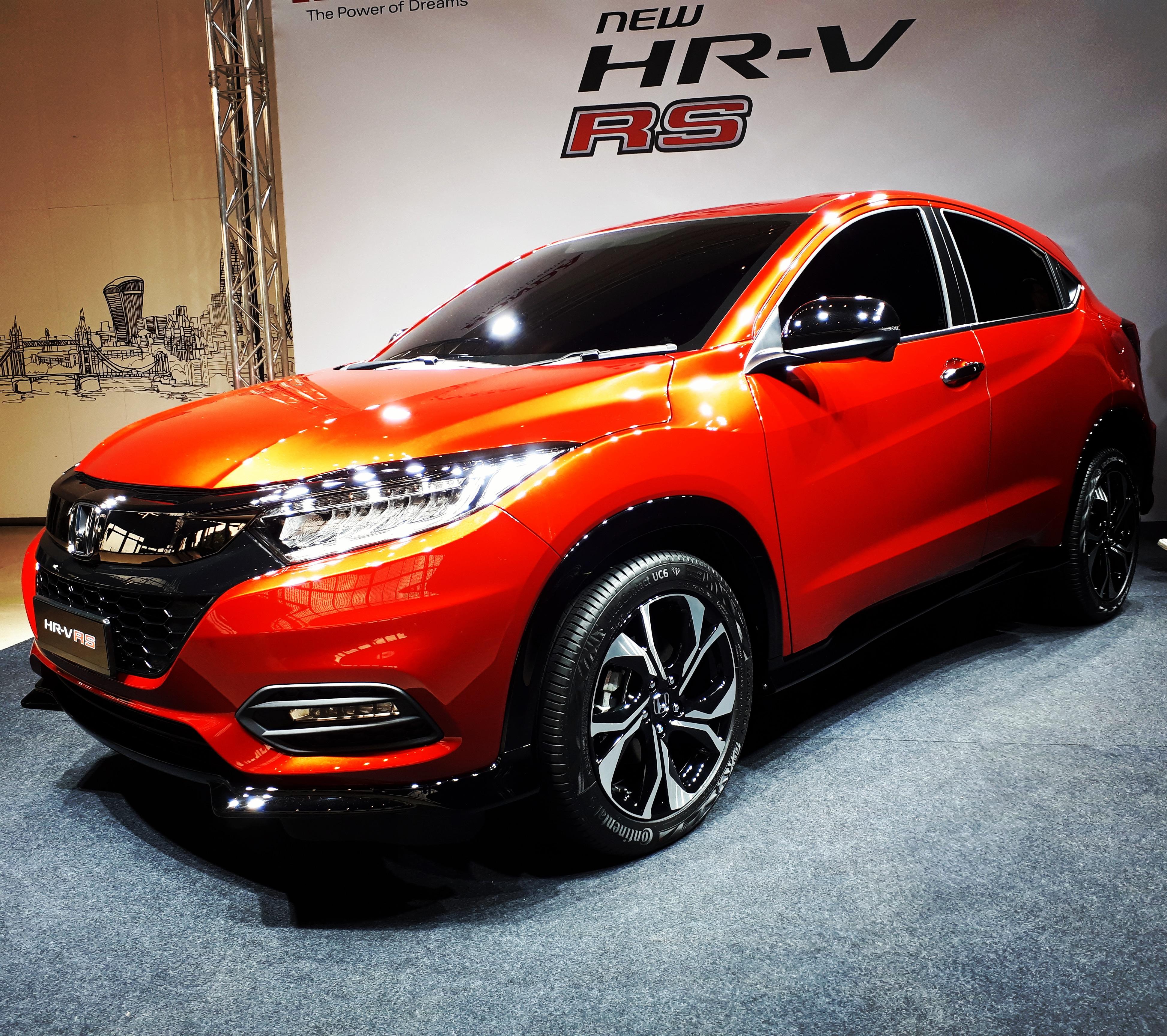 hmsb introduces  honda hr  rs variant coming   news  reviews  malaysian cars