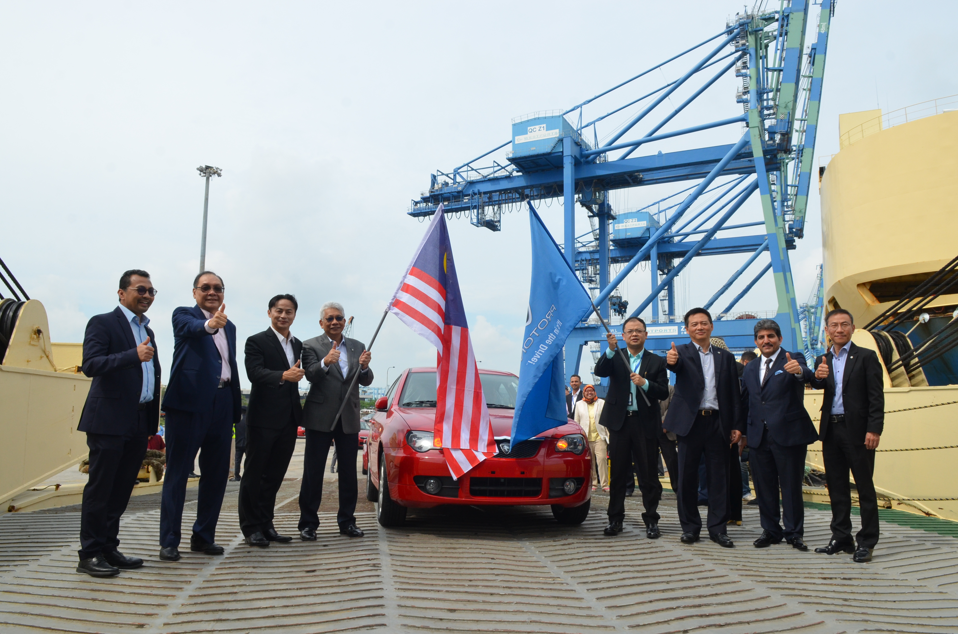 Proton In 2018 Part 10 Exports Resume As Local Sales Go Up