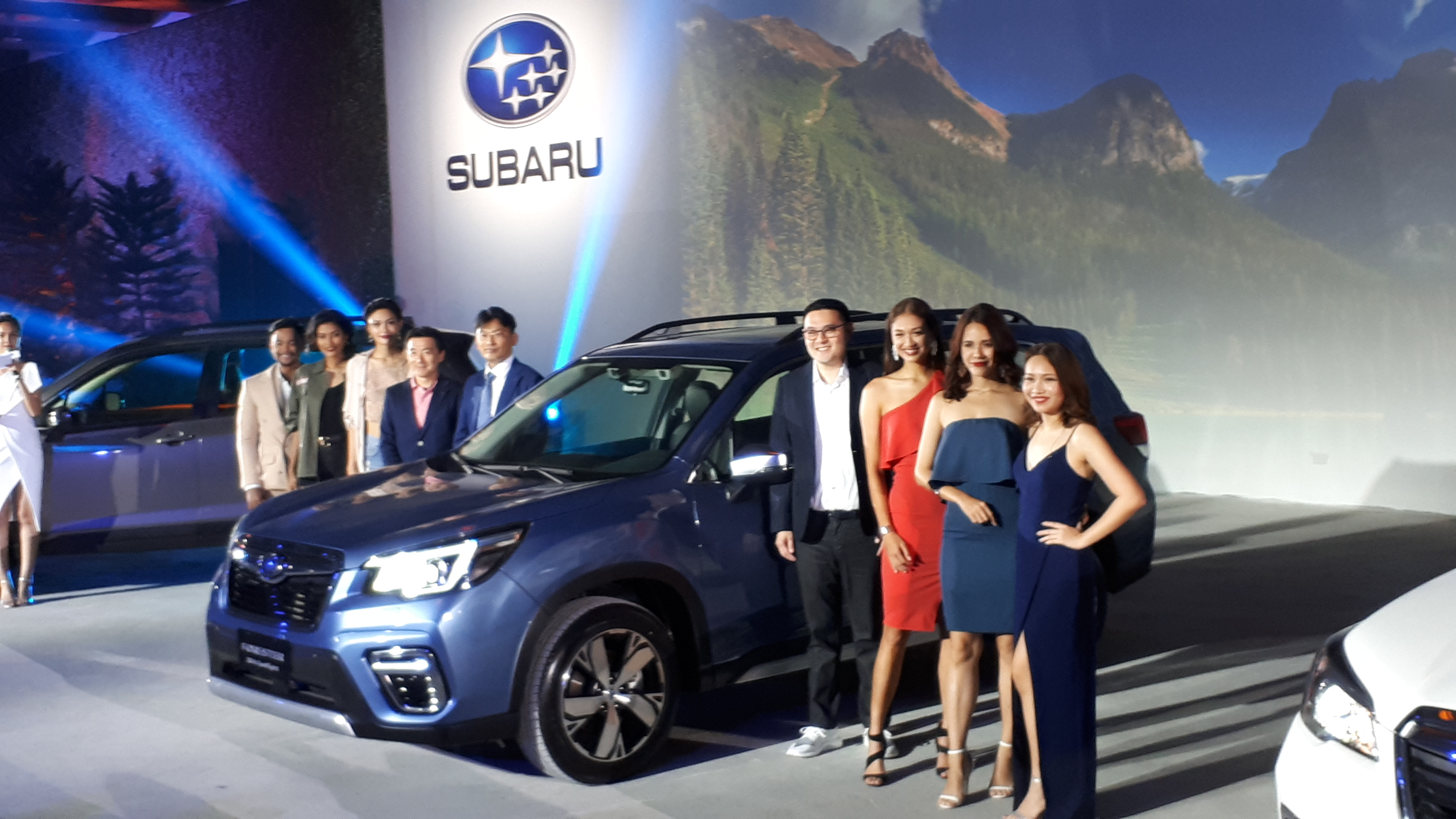 LAUNCHED! All-New Subaru Forester Makes Its Debut! [+Videos] - News