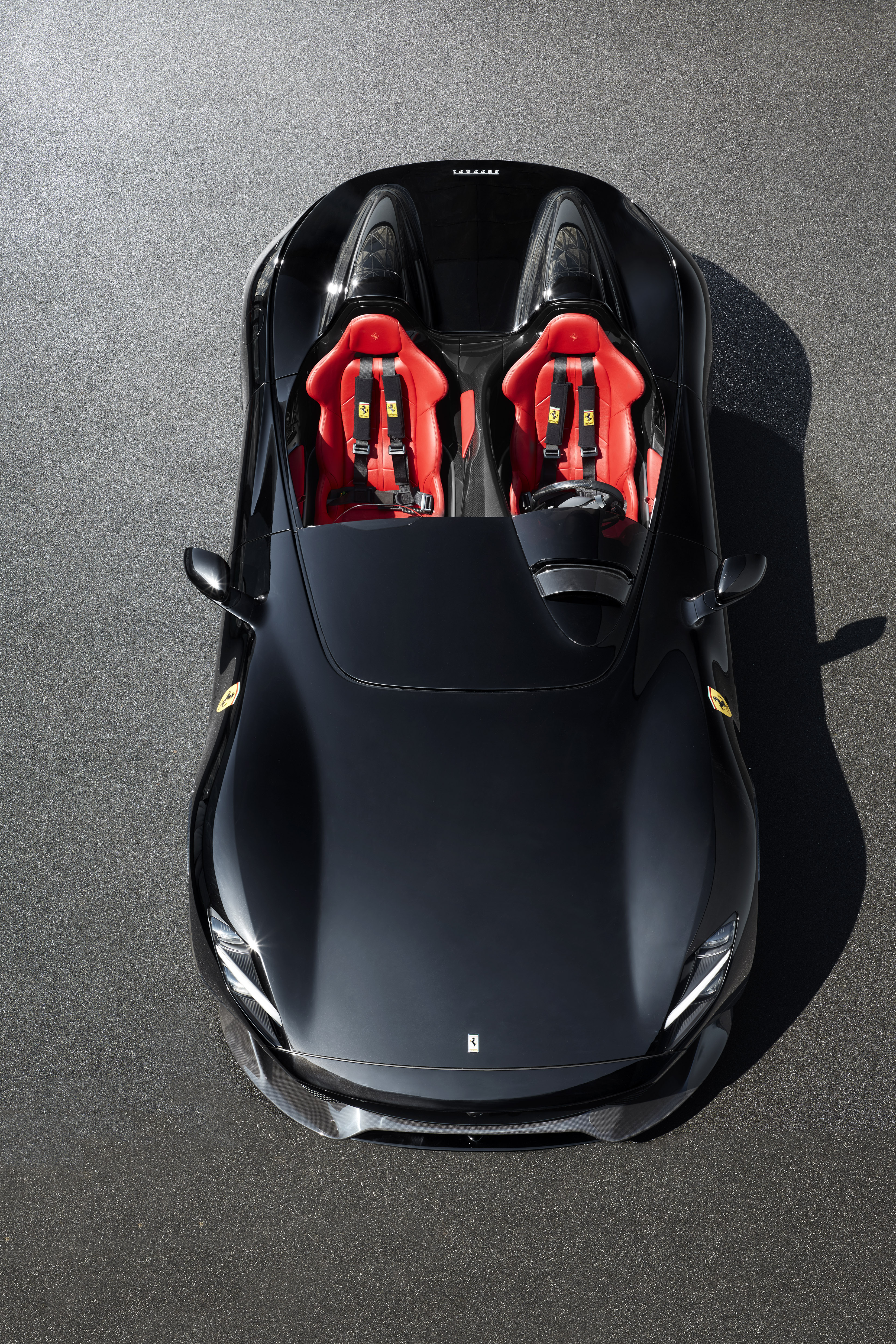 Ferrari Monza Sp1 Sp2 Unveiled The First Models In New Icona Series Video News And Reviews On Malaysian Cars Motorcycles And Automotive Lifestyle