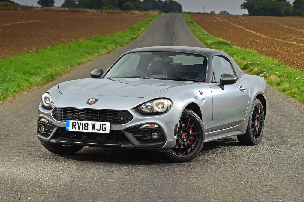 Manual Transmissions - New Abarth 124 GT Does It Right! - News and