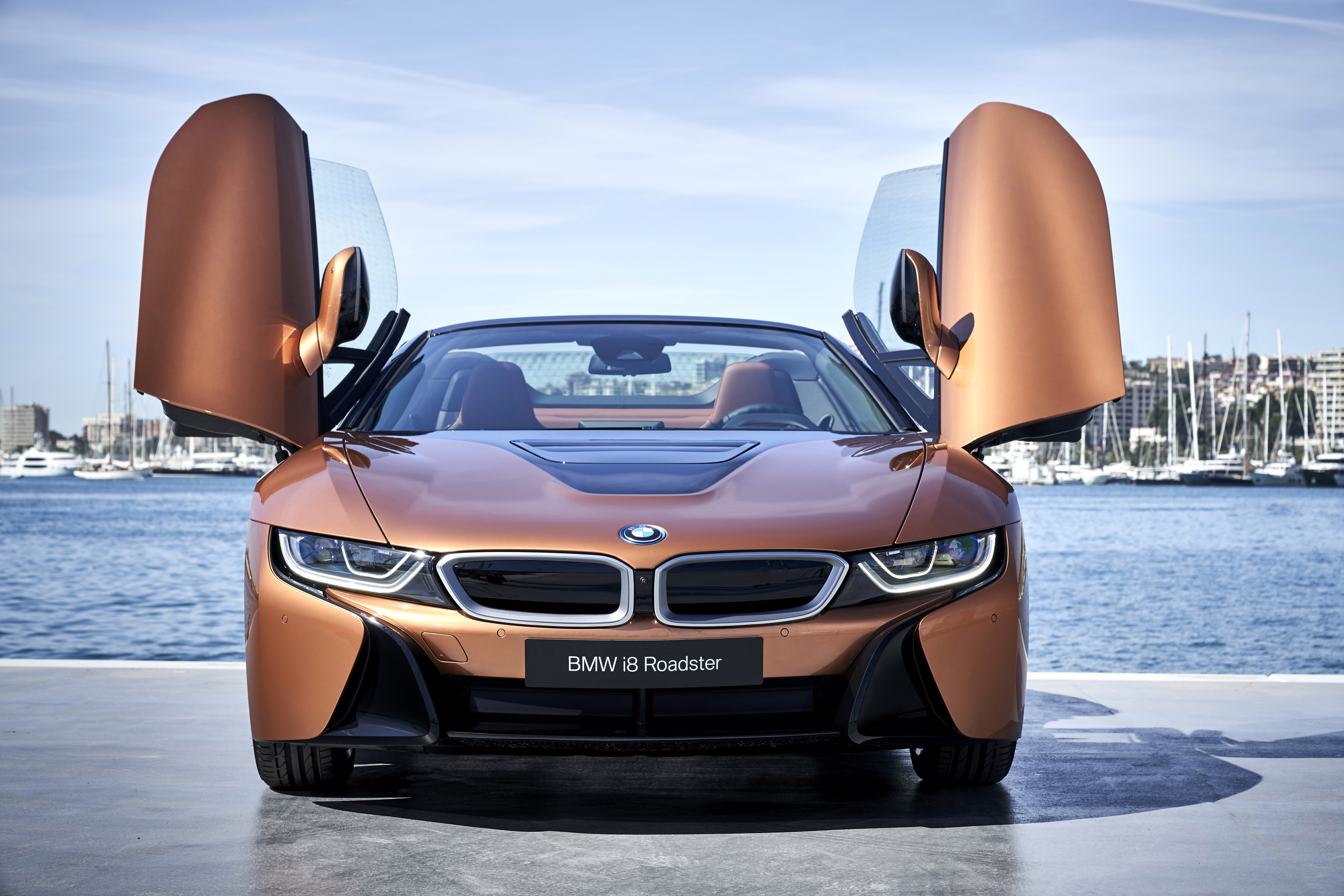 BMW Malaysia Introduces The First-Ever BMW i8 Roadster @ CEPSI 2018