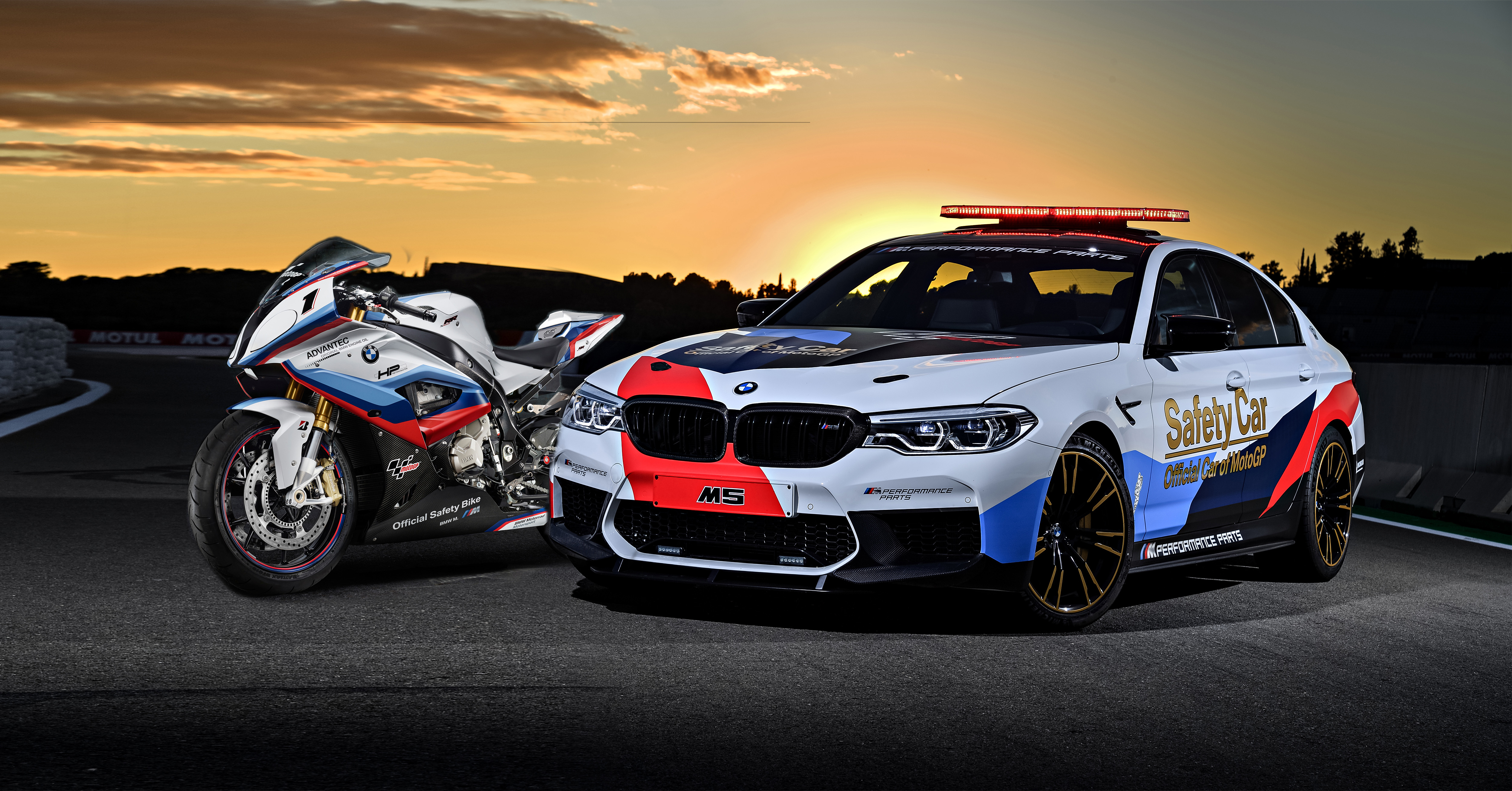 Bmw M5 The Official Car Of Motogp Will Hit Kl Roads Pistonmy