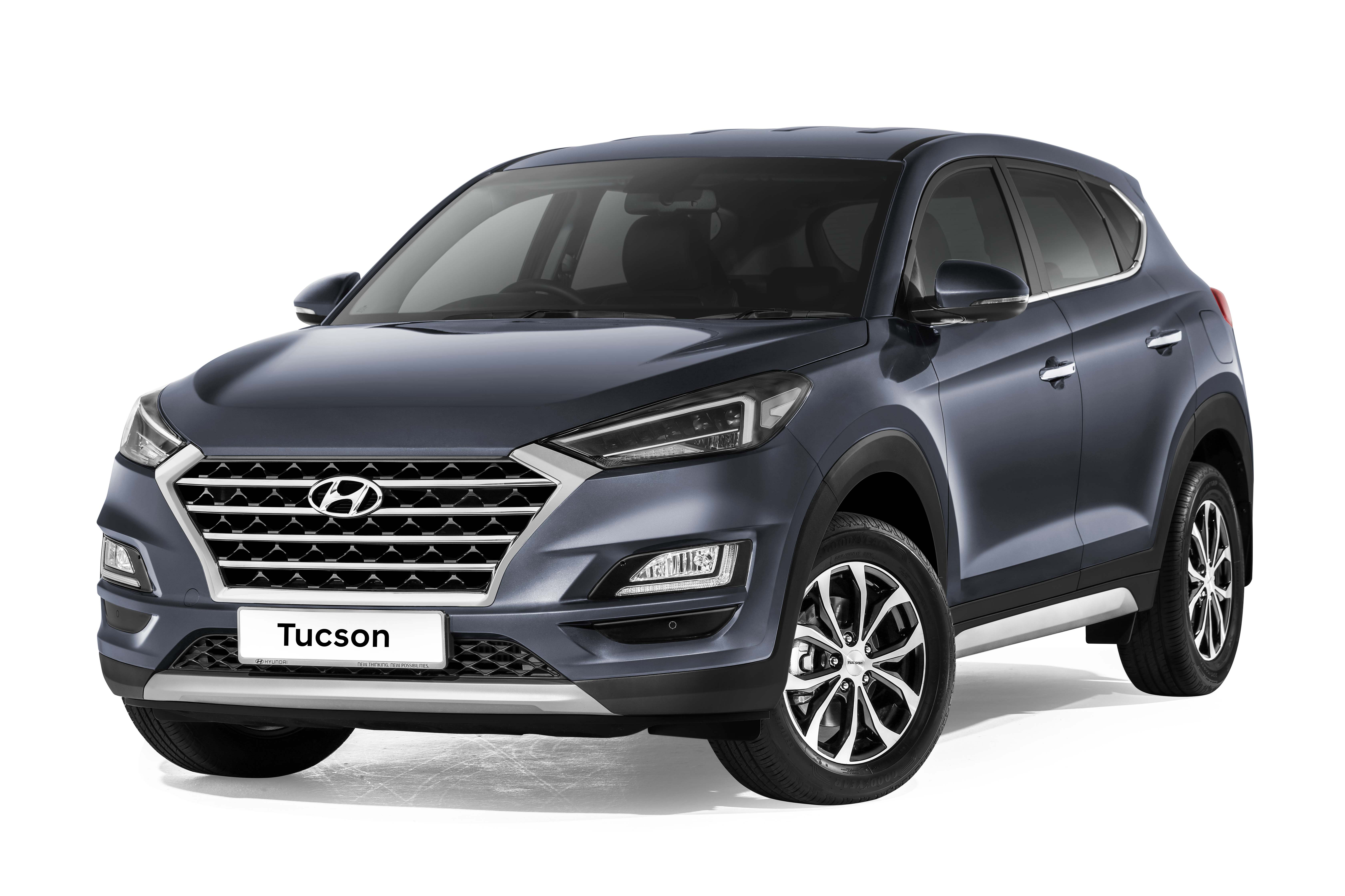 Priced From RM123,888, The Redesigned Hyundai Tucson Offers