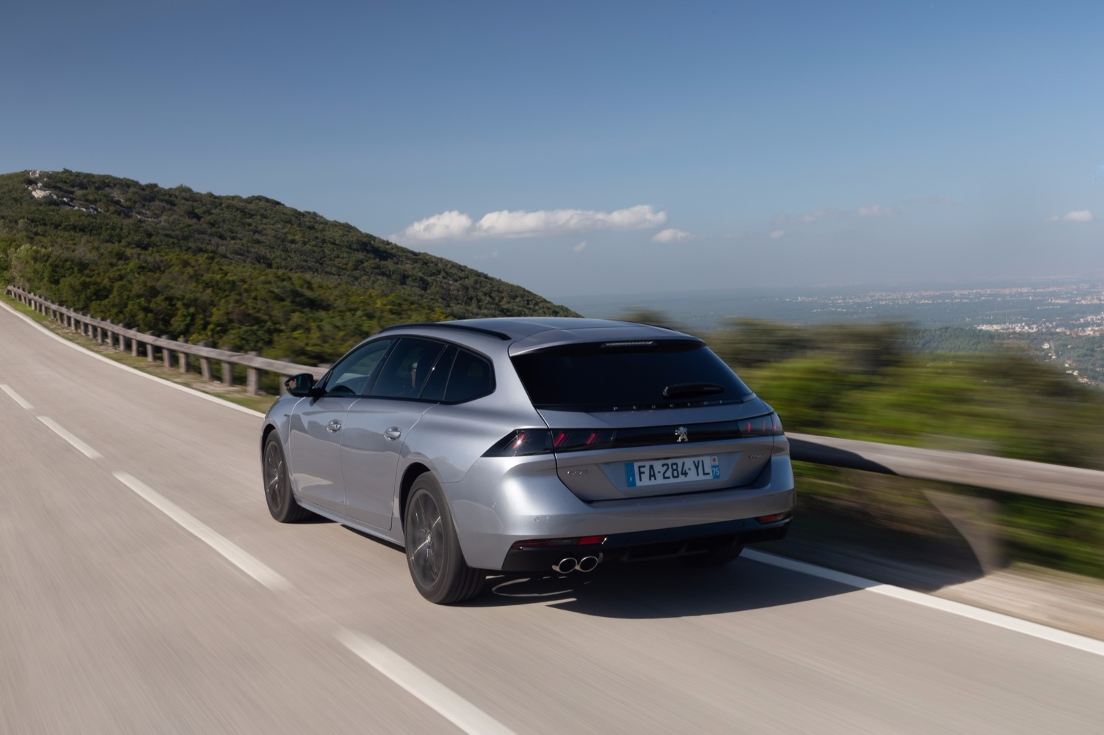 FEATURE: Exclusive - The Peugeot 508 SportWagon Is Gorgeous
