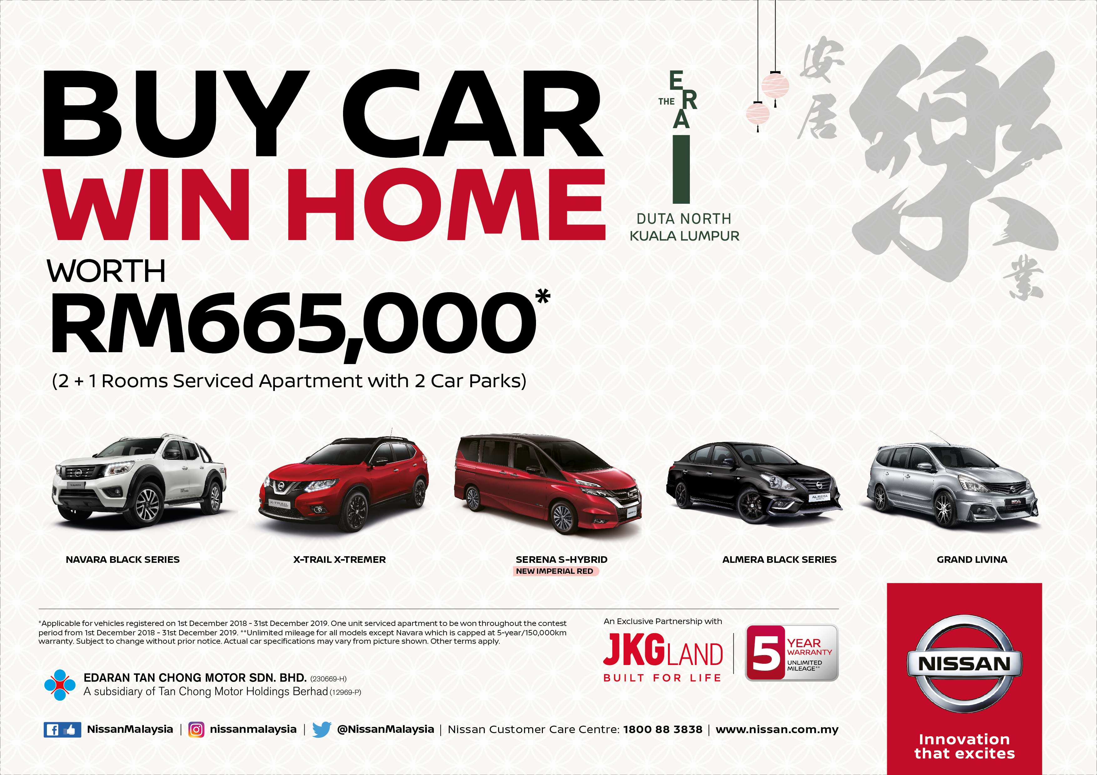 Nissan Buy & Win 2019 Archives - News and reviews on