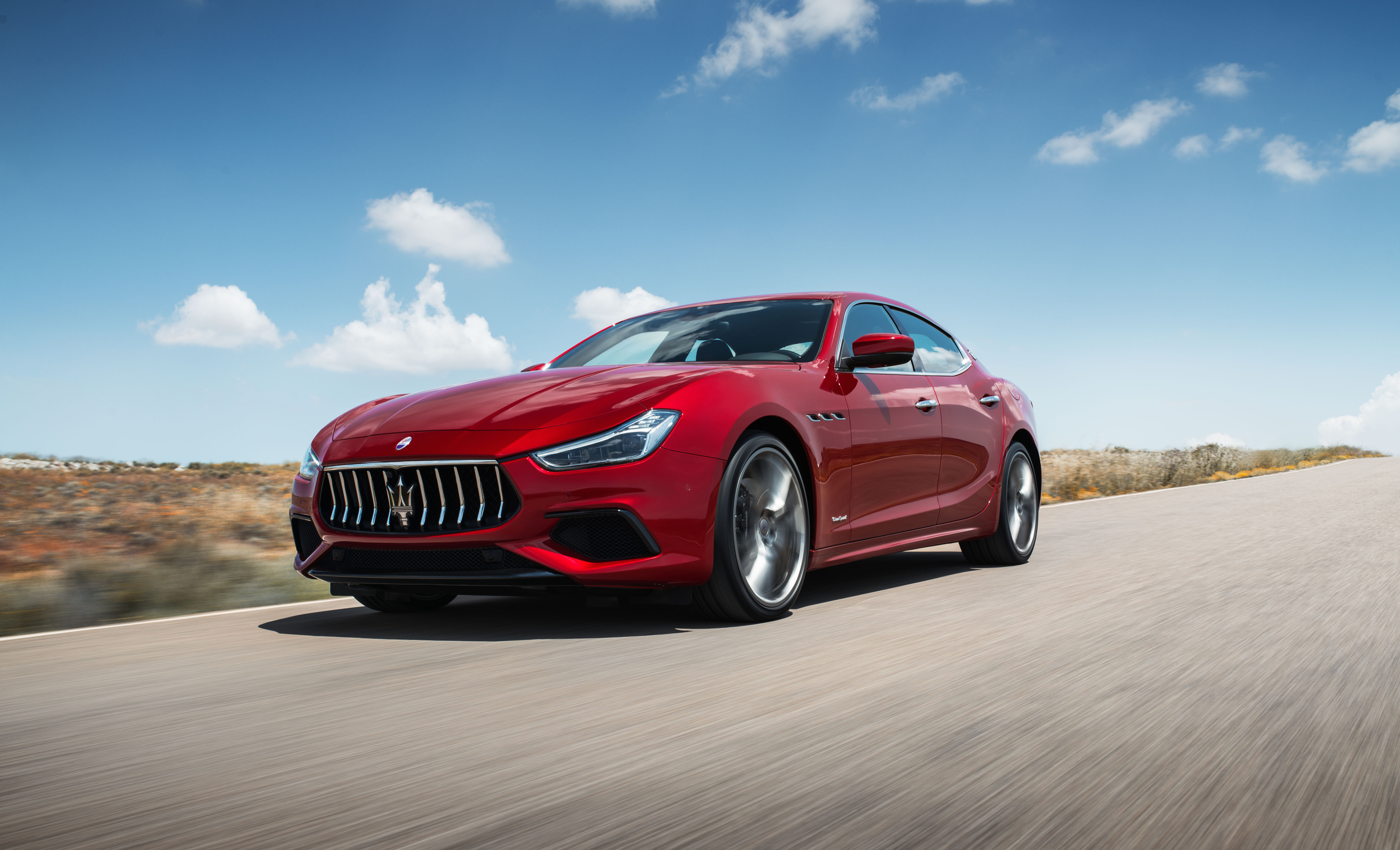 The 2019 Maserati Ghibli Arrives In Malaysia With Further
