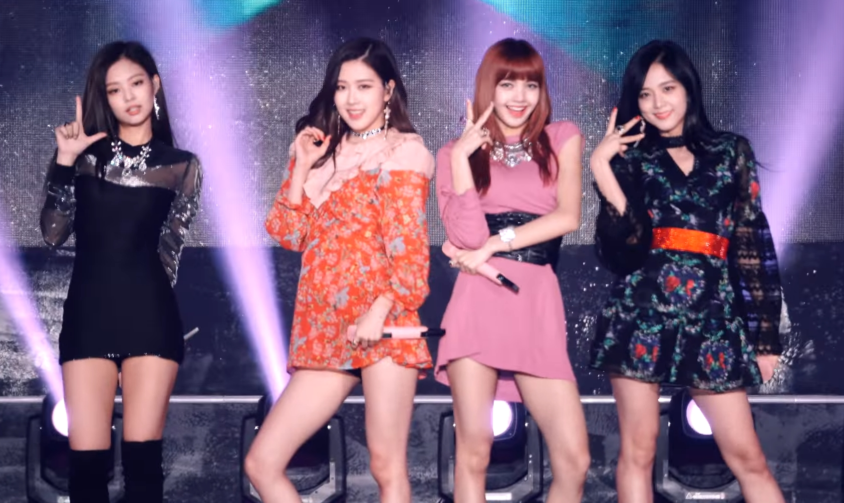 BLACKPINK All Set for 'In Your Area' Kuala Lumpur – Their