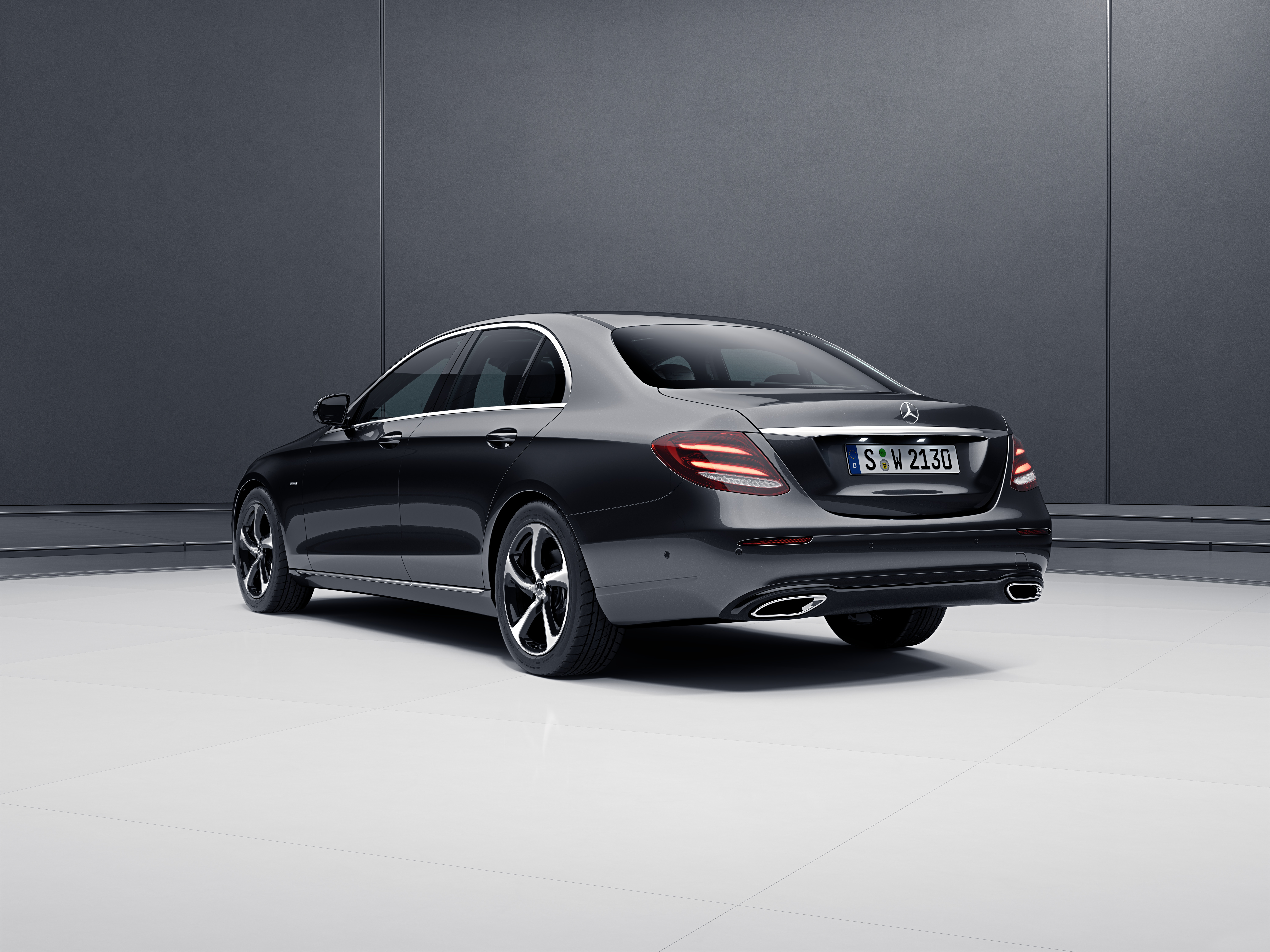 Mercedes-Benz Malaysia Launches New CKD E-Class Range, With