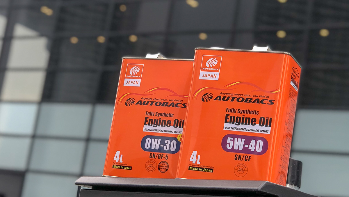 Autobacs Engine Oil now available in Malaysia - News and reviews on