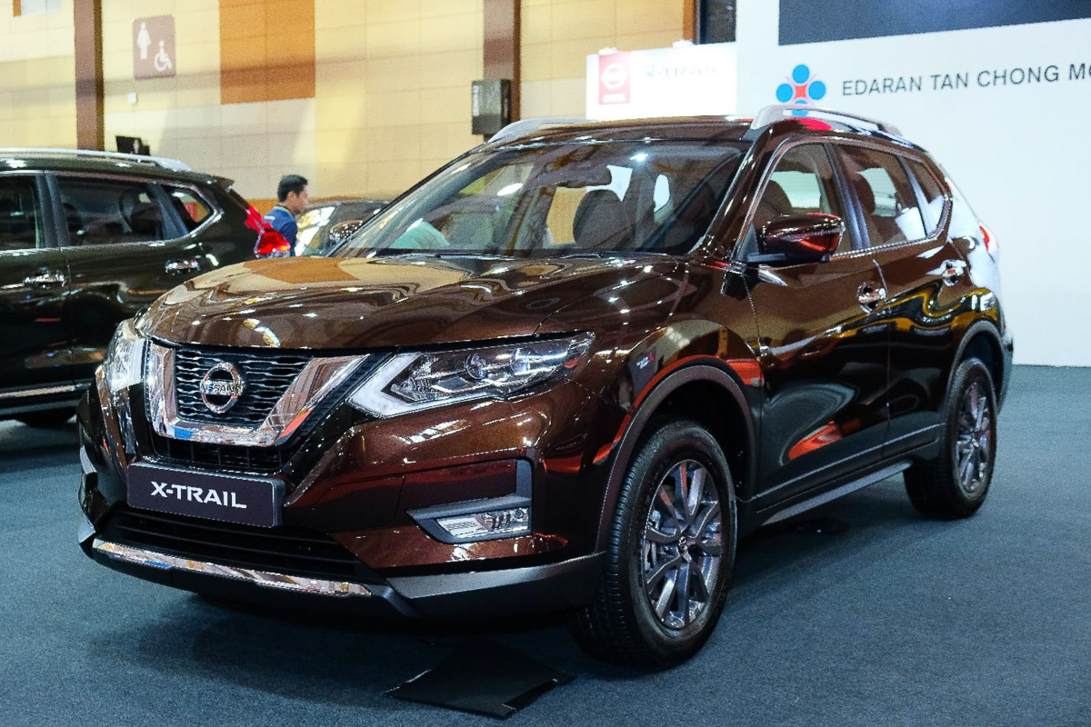 2019 Nissan X Trail Facelift Revealed More Features Same Price News And Reviews On Malaysian Cars Motorcycles And Automotive Lifestyle