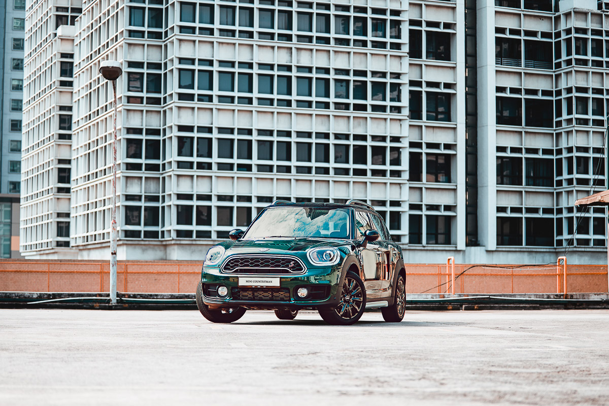2019 Mini Countryman Plug In Hybrid Wired Cooper S Countryman Pure