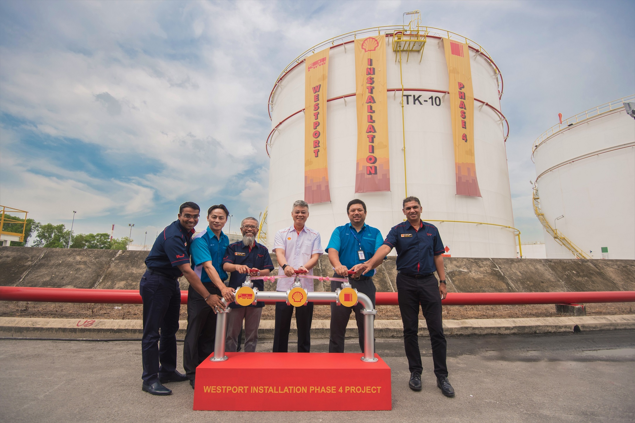 Shell Builds New Fuel Storage Facility To Cater To Rising Demand   Piston.my