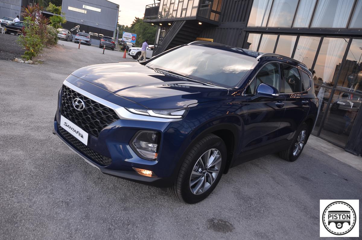 New 2019 Hyundai Santa Fe officially on sale – From RM169,888 - News