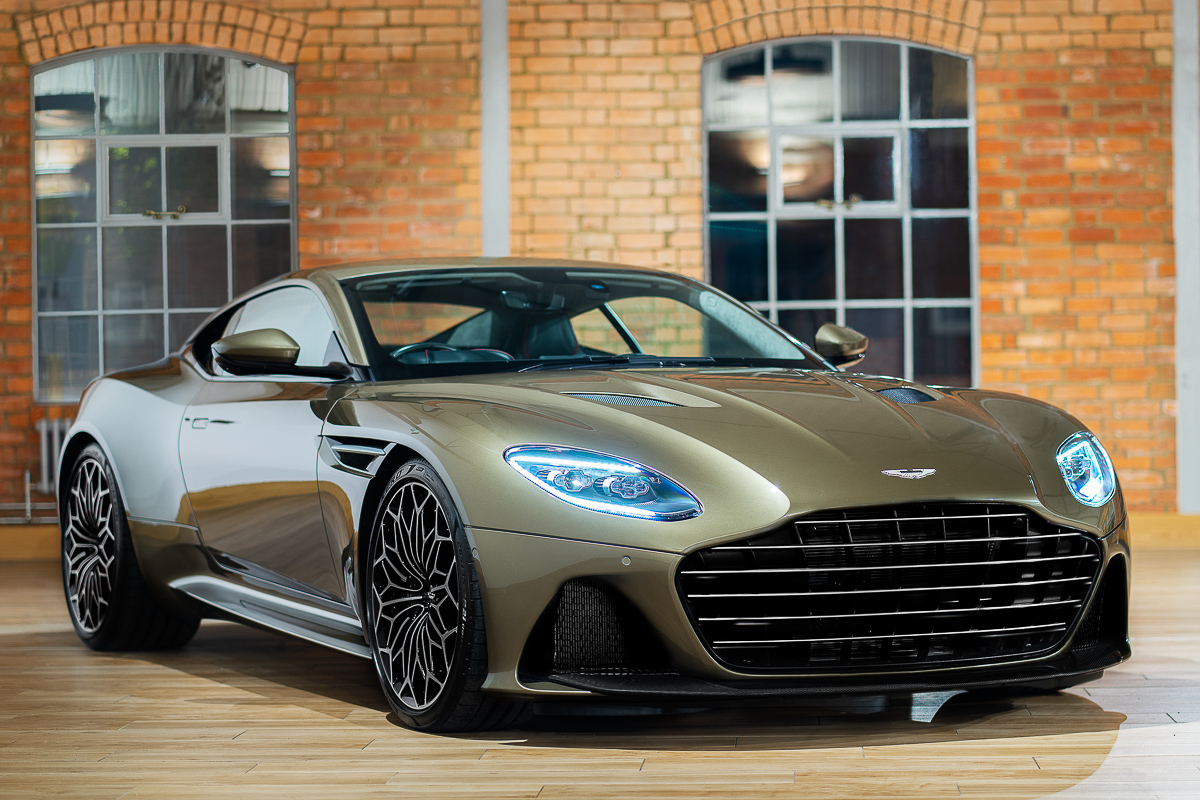 James Bond S 50th Anniversary Aston Martin Dbs Superleggera Unveiled News And Reviews On Malaysian Cars Motorcycles And Automotive Lifestyle