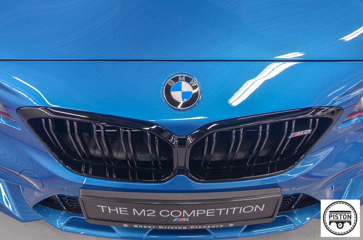 All you need to know about the new BMW M2 Competition - News