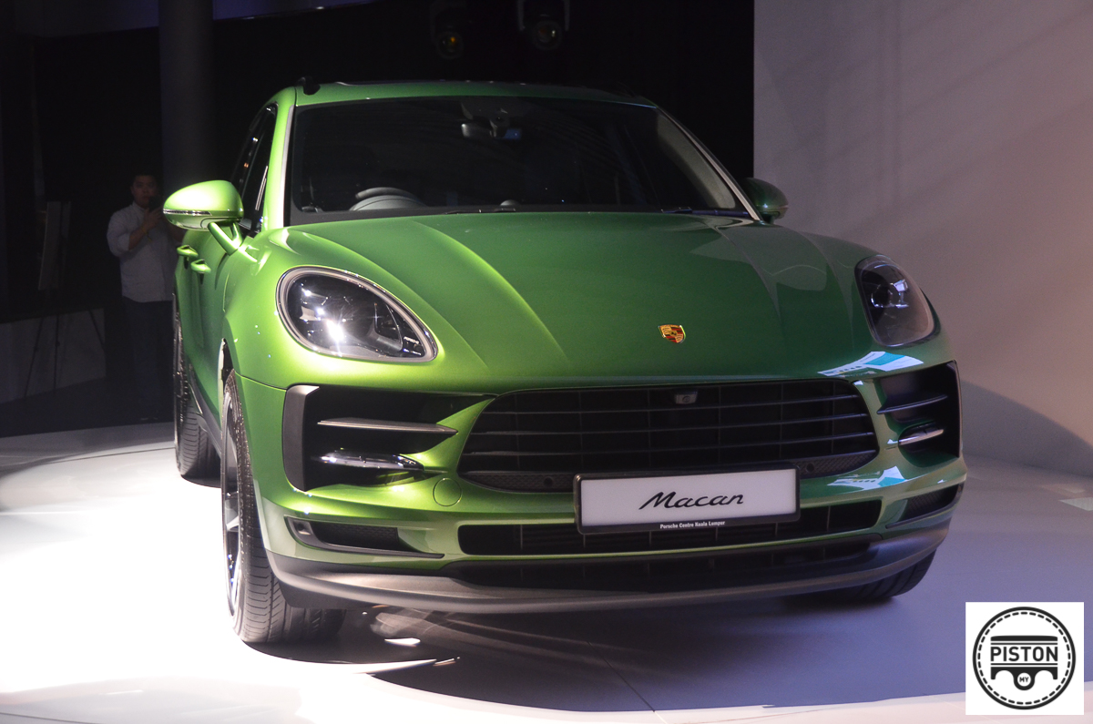 2019 Porsche Macan Launched In Malaysia From Rm455 000 News And Reviews On Malaysian Cars Motorcycles And Automotive Lifestyle