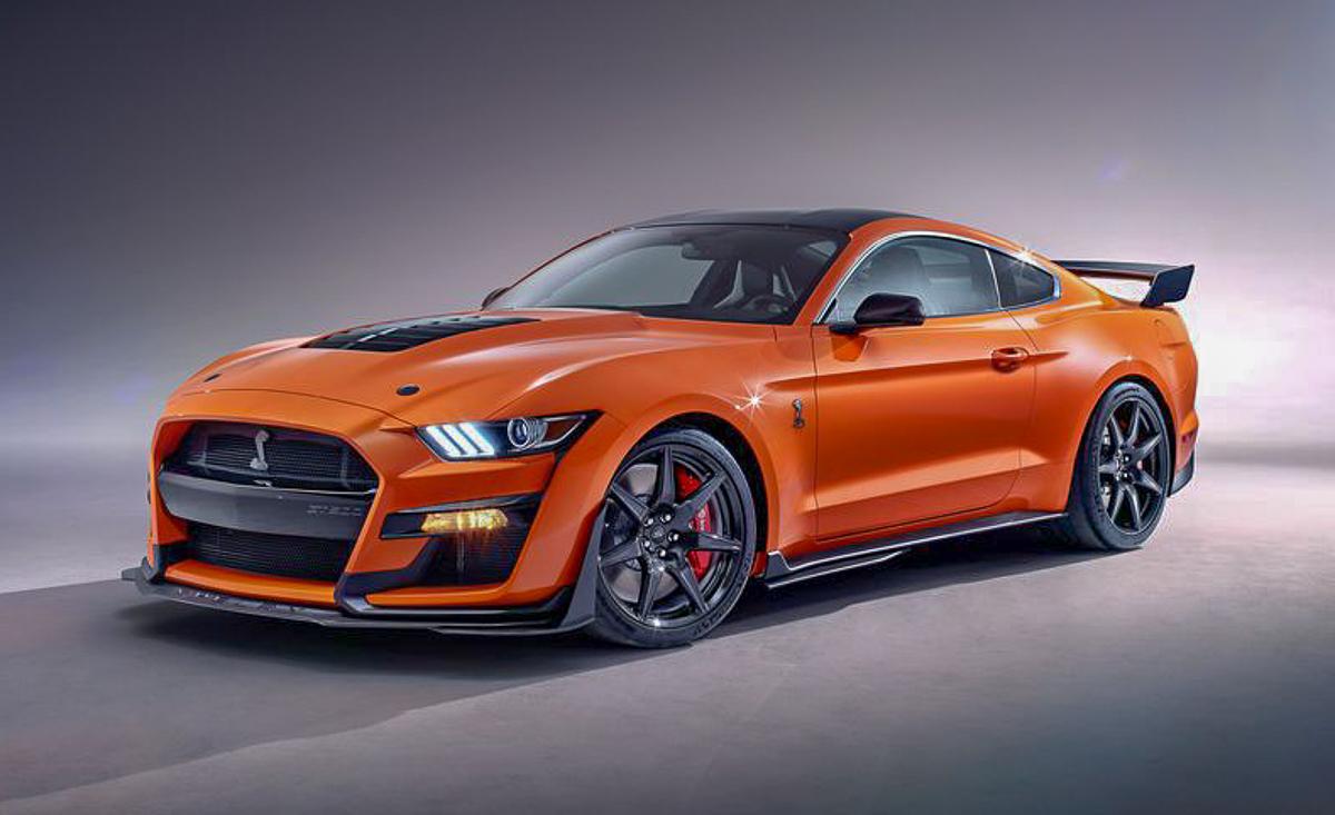 New Mustang Price