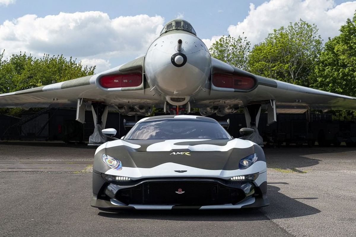This Is The World S Only Road Legal Aston Martin Vulcan News And Reviews On Malaysian Cars Motorcycles And Automotive Lifestyle