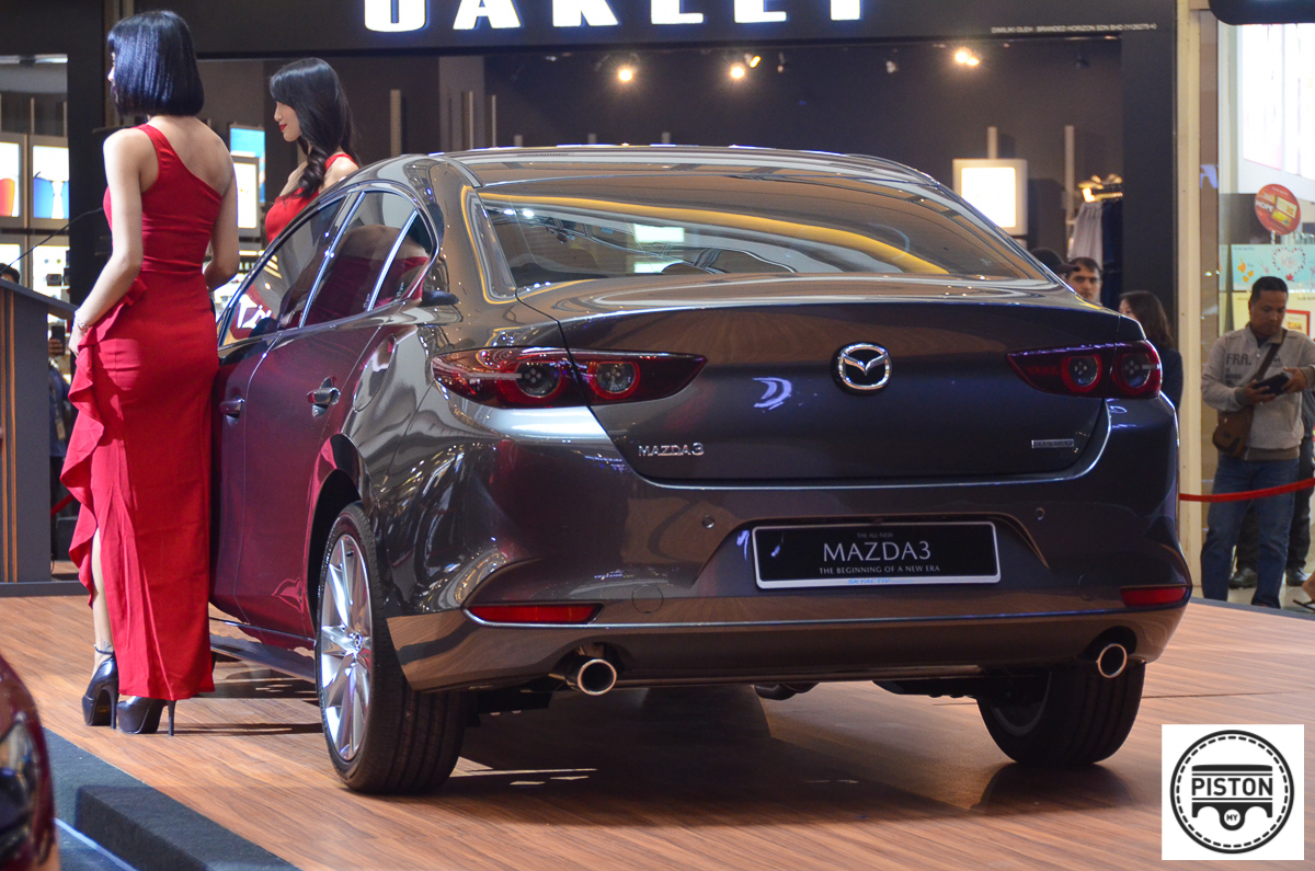 Mazda 3 2019 malaysia